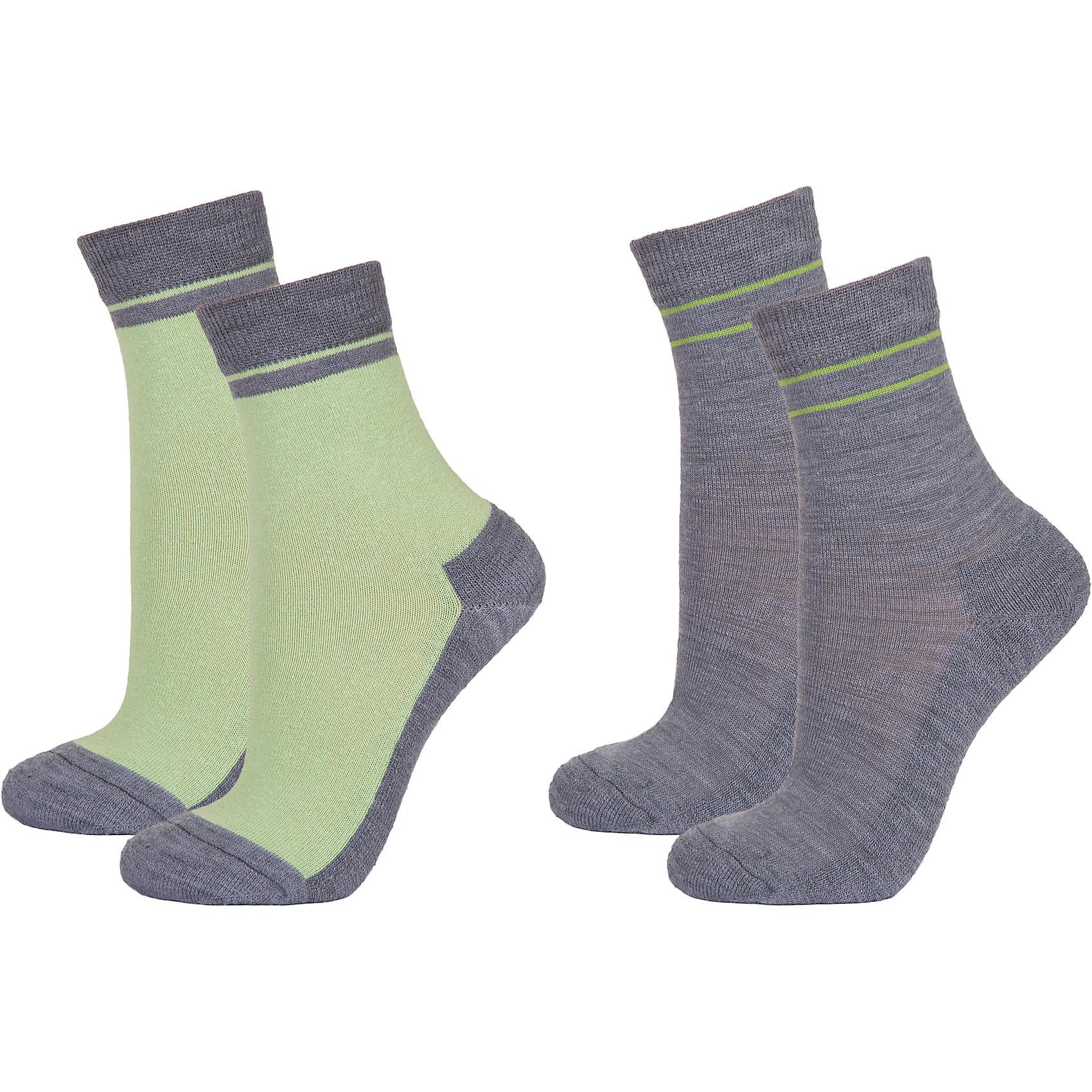 Носки: 2 пары  Janus