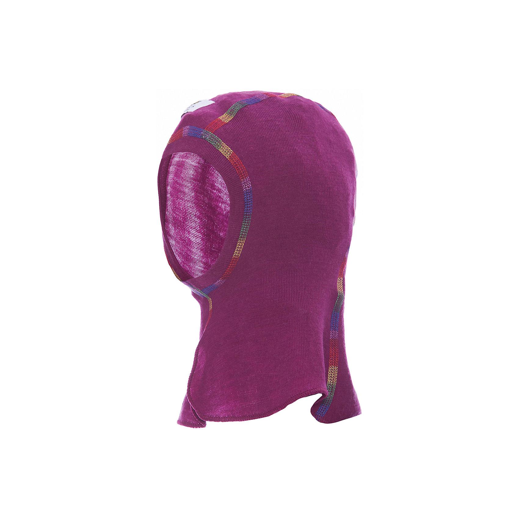 Шапка-шлем для девочки Janus