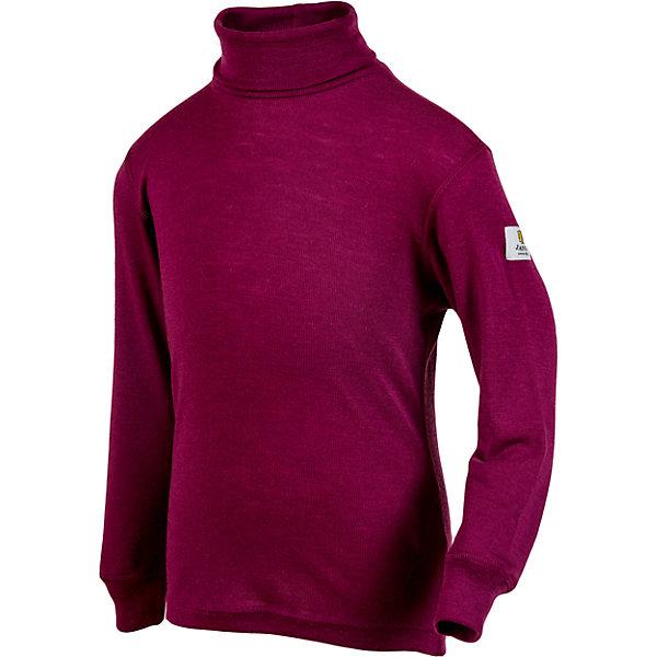 Водолазка для девочки JanusФлис и термобелье<br>Характеристики товара:<br><br>• цвет: бордовый<br>• состав ткани: 94% шерсть мериноса, 6% полиамид<br>• подкладка: нет<br>• сезон: зима<br>• длинные рукава<br>• страна бренда: Норвегия<br>• страна изготовитель: Норвегия<br><br>Теплая натуральная шерсть мериноса приятна на ощупь не вызывает аллергии. Материал водолазки для детей позволяет коже дышать и впитывает лишнюю влагу. Шерсть мериноса делает водолазку для ребенка очень комфортной и теплой. Удобная термоводолазка стильно смотрится. <br><br>Водолазку Janus (Янус) для девочки можно купить в нашем интернет-магазине.<br><br>Ширина мм: 190<br>Глубина мм: 74<br>Высота мм: 229<br>Вес г: 236<br>Цвет: бордовый<br>Возраст от месяцев: 132<br>Возраст до месяцев: 144<br>Пол: Женский<br>Возраст: Детский<br>Размер: 150,160,170,140,120,110,130,100,90<br>SKU: 4913989