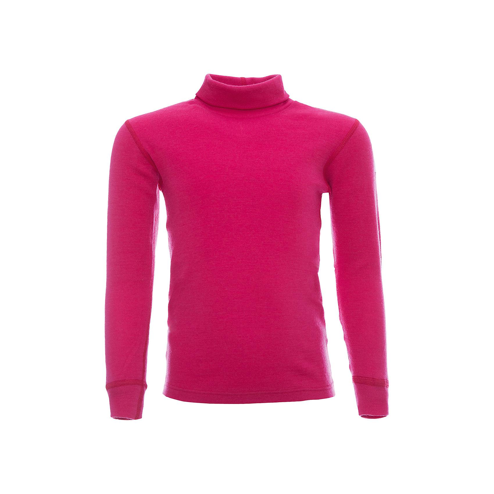 Водолазка для девочки JanusВодолазки<br>Водолазка для девочки известной марки Janus.<br><br>Ультра теплая водолазка с широкой горловиной-стойкой. Двойная плотная вязка. Надежно защищает в самые холодные дни. Можно использовать в качестве тонкого свитера для повседневной носки. 100% шерсть мериноса  выводит избыточную влагу и обеспечивает отличную терморегуляцию.<br><br>Состав: 100% шерсть мериноса<br><br>Ширина мм: 190<br>Глубина мм: 74<br>Высота мм: 229<br>Вес г: 236<br>Цвет: розовый<br>Возраст от месяцев: 96<br>Возраст до месяцев: 108<br>Пол: Женский<br>Возраст: Детский<br>Размер: 130,140,100,90,110,120<br>SKU: 4914069