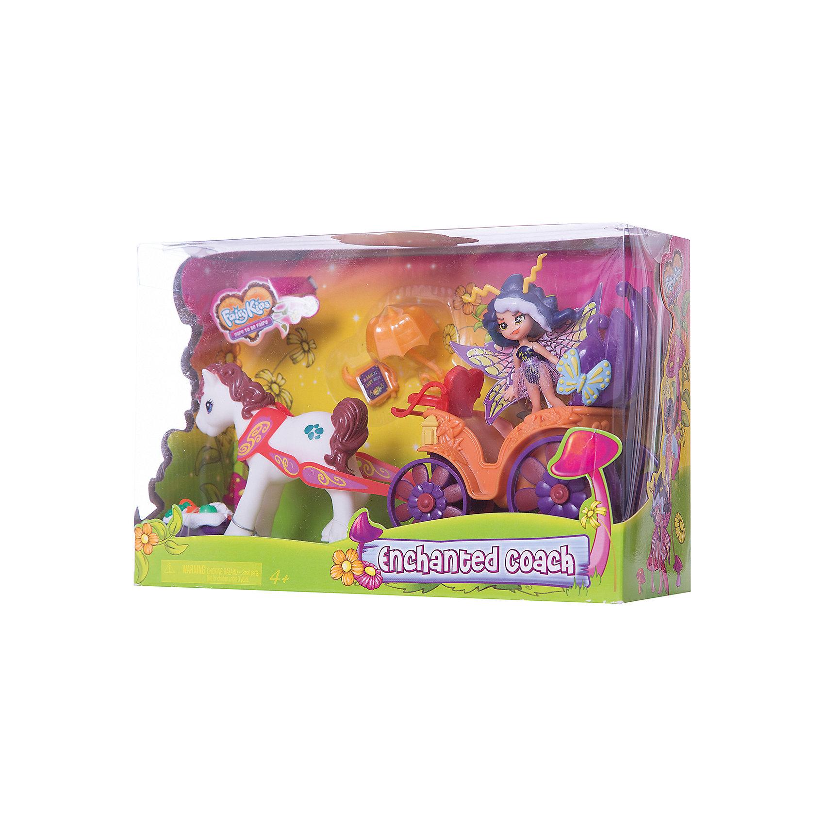 Набор: Фея Вольтесса в ЛандоКошки и собаки<br>Игровой набор для девочек Lanard «Фея Вольтесса в Ландо»<br><br>Характеристики: <br><br>• высота куколки: 9 см;<br>• фея может принимать положение «сидя»;<br>• в комплект входит фигурка лошадки и экипаж открытого типа с местом для сиденья феи;<br>• дополнтительные аксессуары помогают разнообразить игру: корзинка для пикника, зонтик, книга;<br>• размеры упаковки: 25,4х8,89х16,51 см.<br><br>Озорная фея Вольтесса собралась на пикник. Ее сопровождает надежный друг, белокурый конь, который запряжен в ландо (открытую повозку). На свежем воздухе можно перекусить, ведь фея приготовила корзинку для пикника, в которой есть много вкусняшек. <br><br>Набор: Фея Вольтесса в Ландо можно купить в нашем интернет-магазине.<br><br>Ширина мм: 17<br>Глубина мм: 9<br>Высота мм: 25<br>Вес г: 340<br>Возраст от месяцев: 36<br>Возраст до месяцев: 2147483647<br>Пол: Женский<br>Возраст: Детский<br>SKU: 4914622