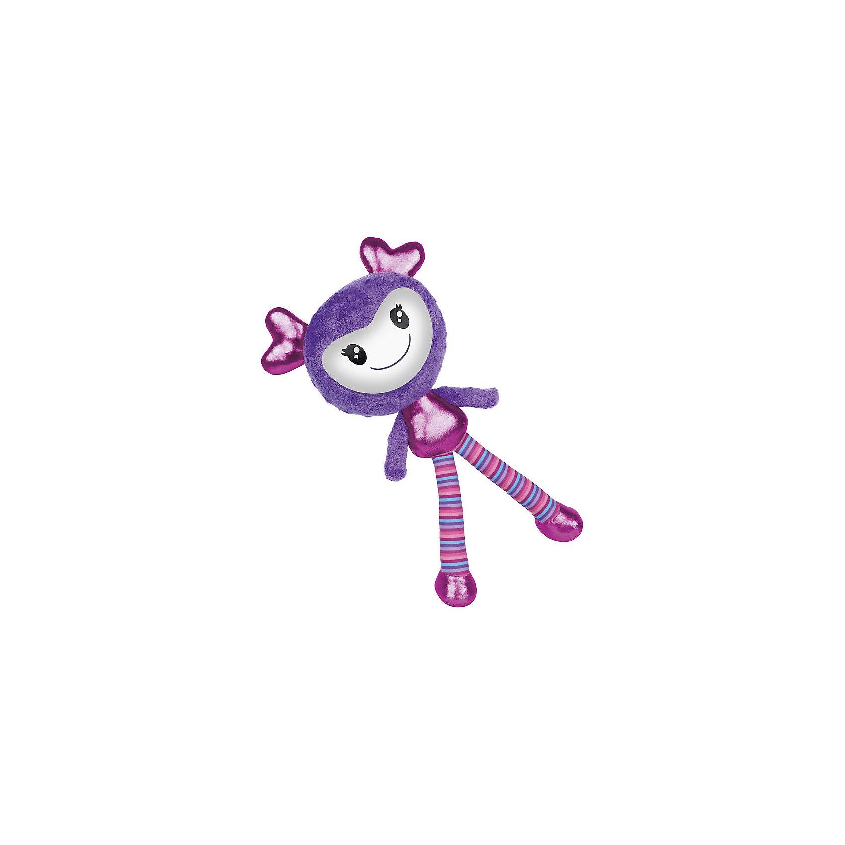 Spin Master Музыкальная интерактивнаякукла Brightlings, Spin Master, фиолетовый spin master большой автомобиль спасателей погрузчик рокки щенячий патруль
