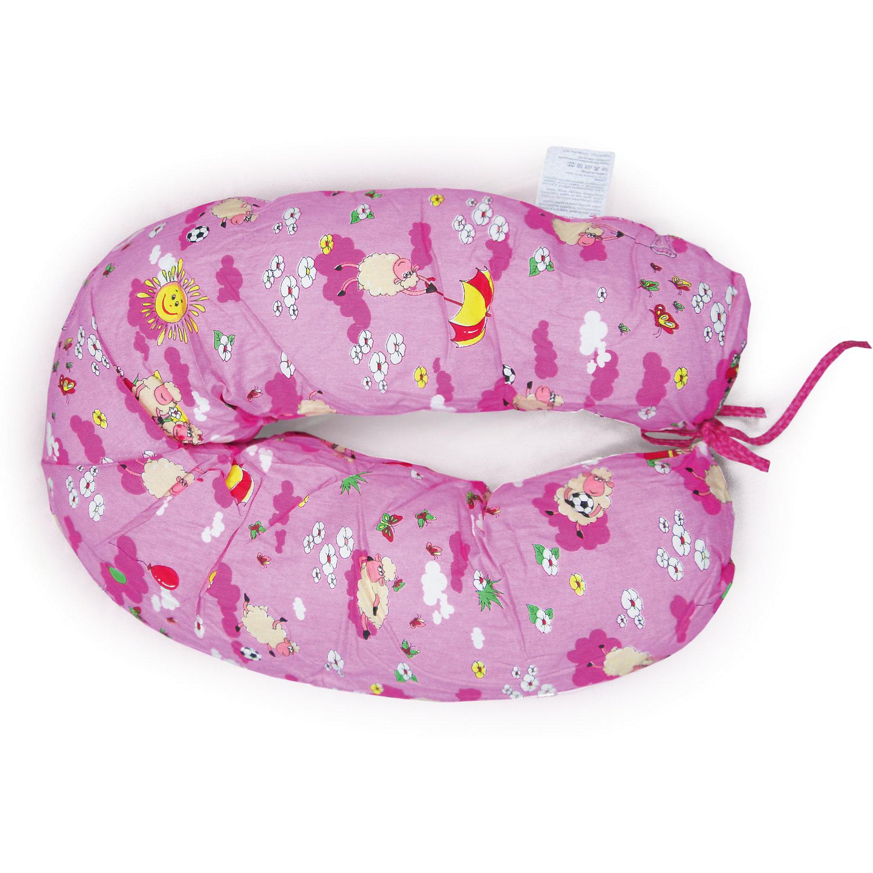 Подушка д/беременных и кормящих женщин, ФЭСТ, розовыйПодушки для беременных и кормящих мам<br>Подушка многофункциональная ФЭСТ обеспечивает комфорт мамы и малыша.<br>В период беременности её удобно использовать, подкладывая под живот или спину.<br>Для уменьшения нагрузки на спину, плечи, руки и шею во время кормления расположите подушку вокруг талии.<br>Для поддержания ребенка в разных положениях и зашиты его от падения следует поместить малыша в центр подушки.<br>Модель со съёмным чехлом из хлопкового полотна (цвет рисунка может отличаться от представленного на фото).<br>Размер: длина 1500 мм, ширина 250 мм<br><br>Ширина мм: 700<br>Глубина мм: 160<br>Высота мм: 490<br>Вес г: 1220<br>Возраст от месяцев: -2147483648<br>Возраст до месяцев: 2147483647<br>Пол: Женский<br>Возраст: Детский<br>SKU: 4915072