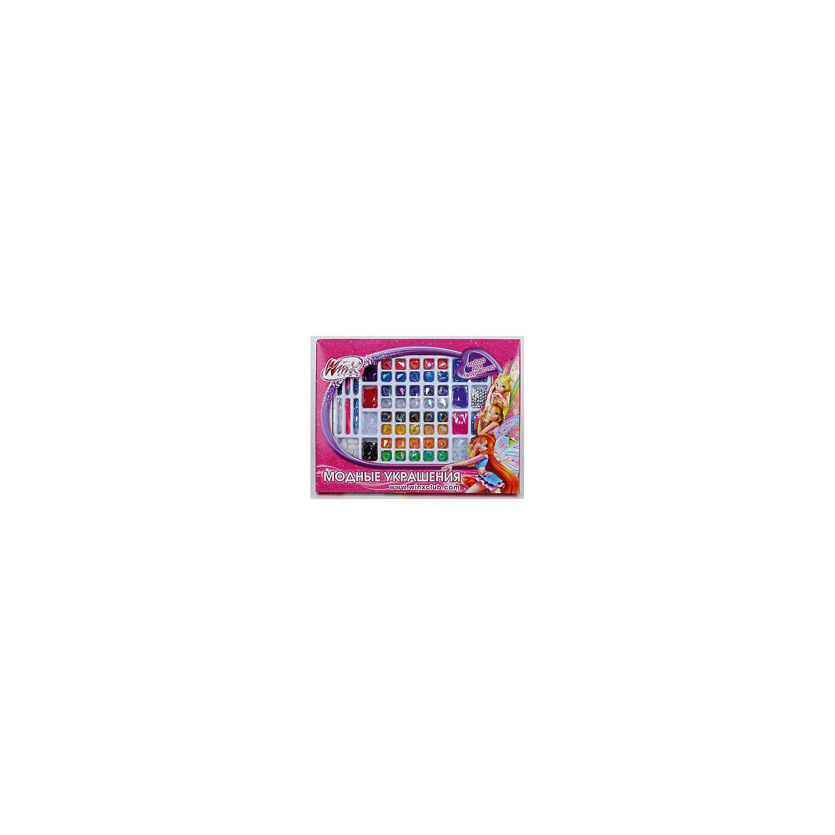 Играем вместе Набор для создания украшений WINX краски играем вместе набор multiart winx