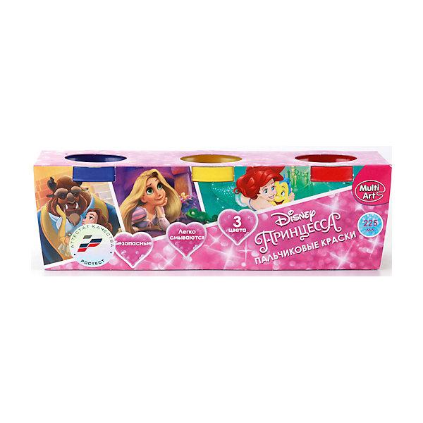 Пальчиковые краски, Принцессы Дисней, 3 цветаПальчиковые краски<br>Пальчиковые краски с изображением любимых героинь из мультфильмов Дисней непременно обрадуют ребенка. Краски безопасны, легко смываются. Малыш сможет самостоятельно научиться смешивать цвета и с удивлением открывать для себя новые возможности. Прекрасный выбор для юного художника!<br>Дополнительная информация:<br>-в наборе: краски 3 цветов(красный, желтый, синий)<br>Сказочный персонаж: Принцессы Дисней<br>-вес: 310 грамм<br>-размер упаковки: 20х6х6 см<br>Пальчиковые краски Принцессы Дисней можно приобрести в нашем интернет-магазине.<br>Ширина мм: 60; Глубина мм: 60; Высота мм: 200; Вес г: 310; Возраст от месяцев: 36; Возраст до месяцев: 84; Пол: Женский; Возраст: Детский; SKU: 4915445;