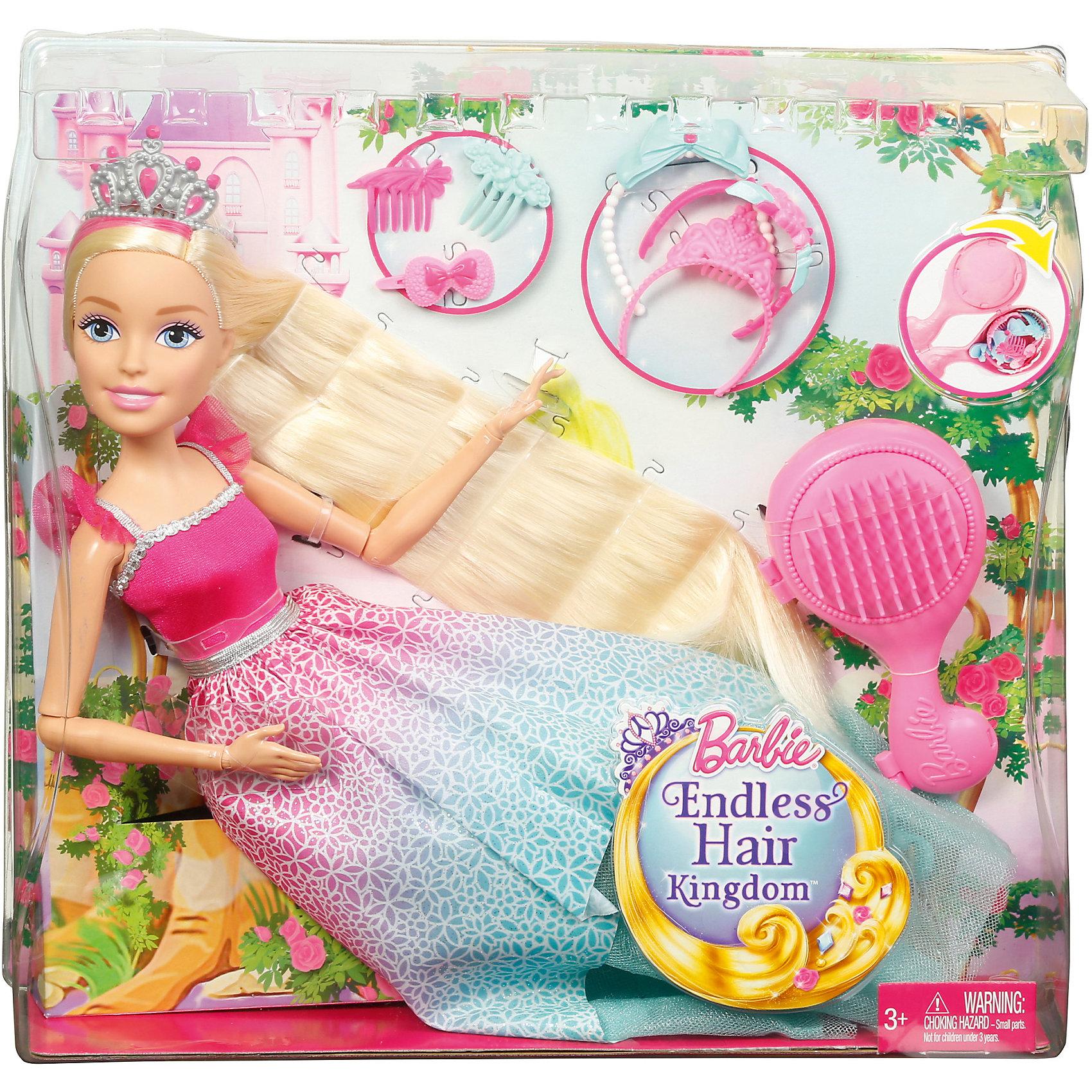����� �������� ������� � �������� ��������, Barbie (Mattel)
