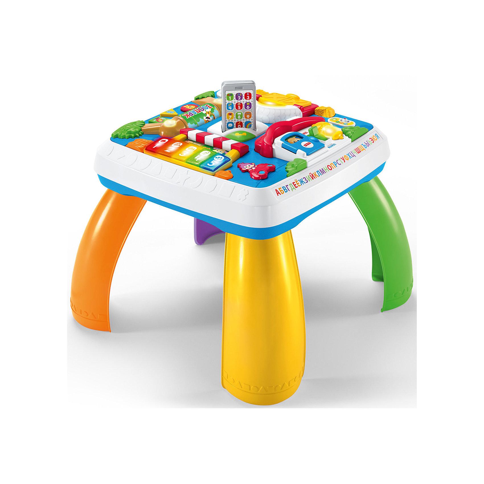 Mattel Развивающий столик для малыша, Fisher Price  недорого