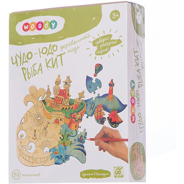 Набор Чудо-Юдо Рыба-КитДеревянные конструкторы<br>Деревянные игрушки - это не только красиво, это еще и экологично, интересно и увлекательно! Забавная обучающая игрушка Чудо-Юдо Рыба-Кит - это деревянный пазл в виде сказочного животного, он поможет ребенку научиться сопоставлять детали. <br>Этот пазл обязательно займет ребенка! Игра с ним помогает детям развивать мелкую моторику и познавать мир, также его можно раскрасить по своему усмотрению. Обучающая игрушка сделана из качественных и безопасных для ребенка материалов - натурального дерева.<br><br>Дополнительная информация:<br><br>цвет: дерево;<br>размер: 46 х 33 см;<br>вес: 200 г;<br>элементов: 38;<br>материал: дерево.<br><br>Набор Чудо-Юдо Рыба-Кит можно купить в нашем магазине.<br><br>Ширина мм: 165<br>Глубина мм: 210<br>Высота мм: 40<br>Вес г: 246<br>Возраст от месяцев: 36<br>Возраст до месяцев: 2147483647<br>Пол: Унисекс<br>Возраст: Детский<br>SKU: 4916357
