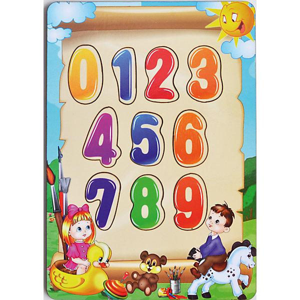 Рамка-вкладка «Учим цифры»