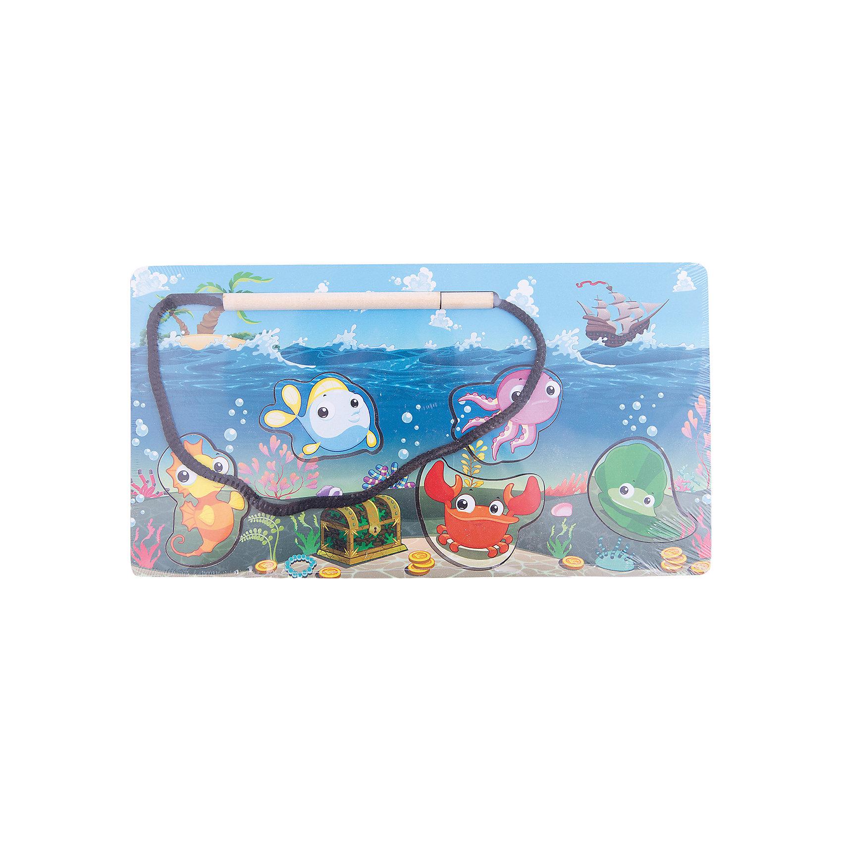 - Рамка-вкладка «Магнитная рыбалка 2» игрушка для животных каскад удочка с микки маусом 47 см
