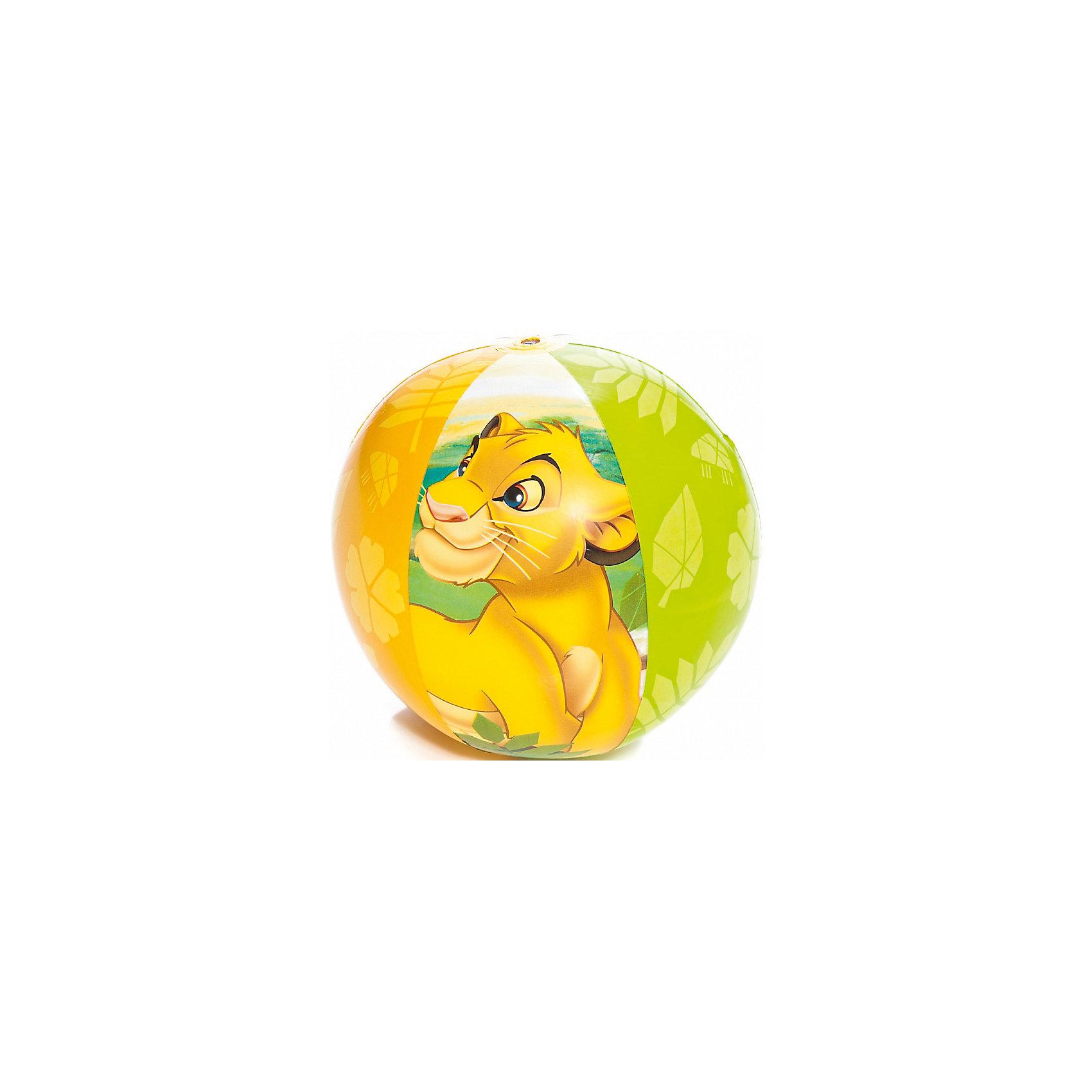 Пляжный мяч Король Лев, 61 смНадувные игрушки - это безопасный способ занять ребенка. Пляжный мяч Король Лев - это повод придумать много игр. А еще с ними можно плавать!<br>Этот мяч надолго займет детей! Игра с ним помогает детям развивать координацию движений, внимательность и воображение. Игрушка сделана из качественных и безопасных для ребенка материалов.<br><br>Дополнительная информация:<br><br>цвет: разноцветный;<br>размер: 61 см;<br>вес: 160 г;<br>материал: полимер.<br><br>Пляжный мяч Король Лев, 61 см можно купить в нашем магазине.<br><br>Ширина мм: 30<br>Глубина мм: 130<br>Высота мм: 170<br>Вес г: 163<br>Возраст от месяцев: 36<br>Возраст до месяцев: 2147483647<br>Пол: Унисекс<br>Возраст: Детский<br>SKU: 4916412