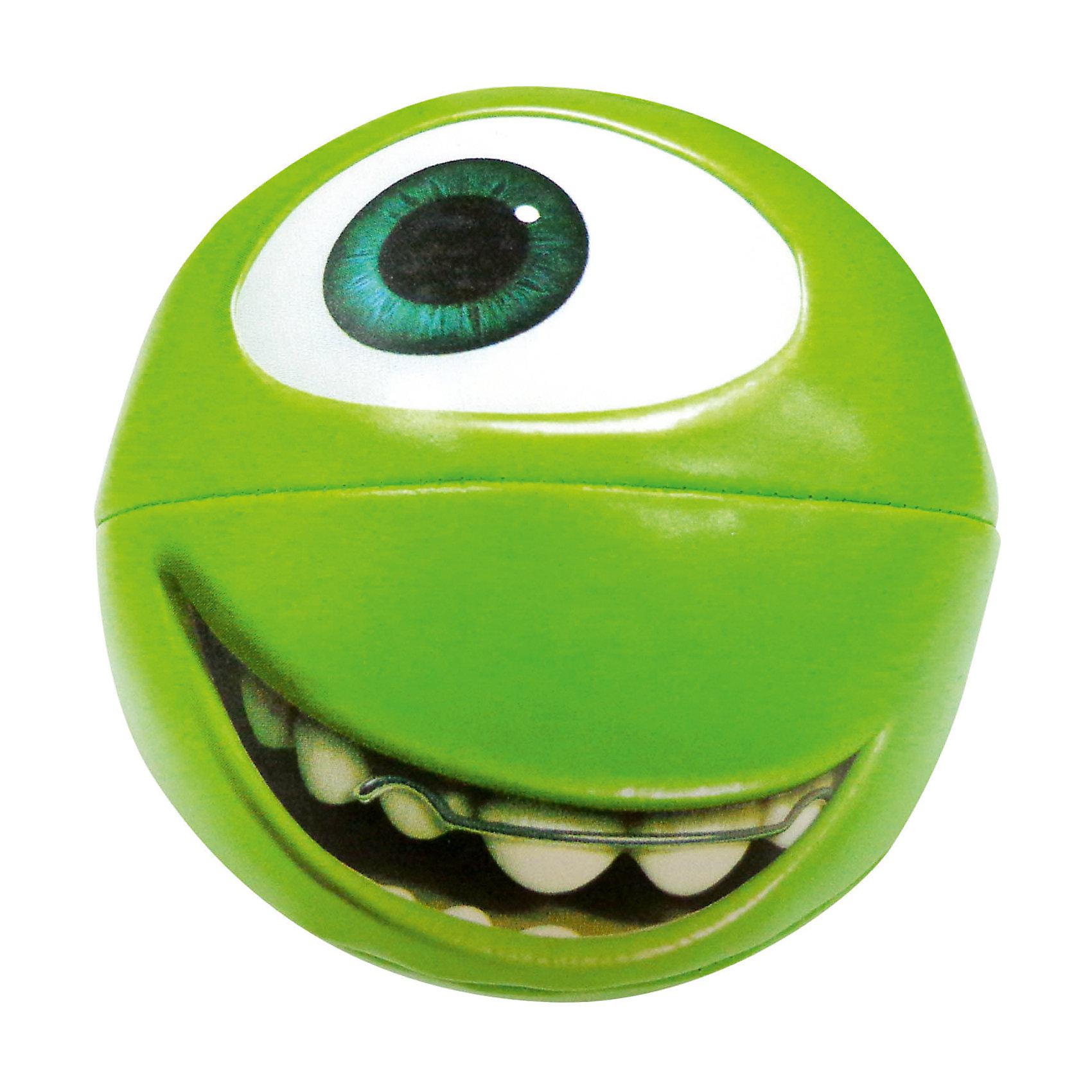 Мяч мягкий Университет Монстров, 100 мм, JOHNМяч мягкий Университет Монстров, 100 мм от знаменитого бренда JOHN (Джон). Яркий и веселый небольшой мяч из качественного полеуретана с мягким наполнителем сделает игру малыша еще интереснее! Мяч безопасен, так как он не тяжелый, и с ним можно придумать много игр, от «Семейки» до простой переброски. Кроме того, мяч выглядит как герой Университета Монстров Майк Вазовски и придется по вкусу фанатам мультфильма. Эта игрушка поможет развить координацию движений и станет незаменимым компаньоном на природе. <br>- Дополнительная информация:<br>- Материал: поливинилхлорид<br>- Размер 10 * 10 * 10 см.<br><br>Мяч мягкий Университет Монстров, 100 мм, John можно купить в нашем интернет-магазине.<br><br>Подробнее:<br>• Для детей в возрасте: от 6 месяцев <br>• Номер товара: 4918366<br>Страна производитель: Китай<br><br>Ширина мм: 100<br>Глубина мм: 100<br>Высота мм: 100<br>Вес г: 83<br>Возраст от месяцев: 12<br>Возраст до месяцев: 36<br>Пол: Унисекс<br>Возраст: Детский<br>SKU: 4918366