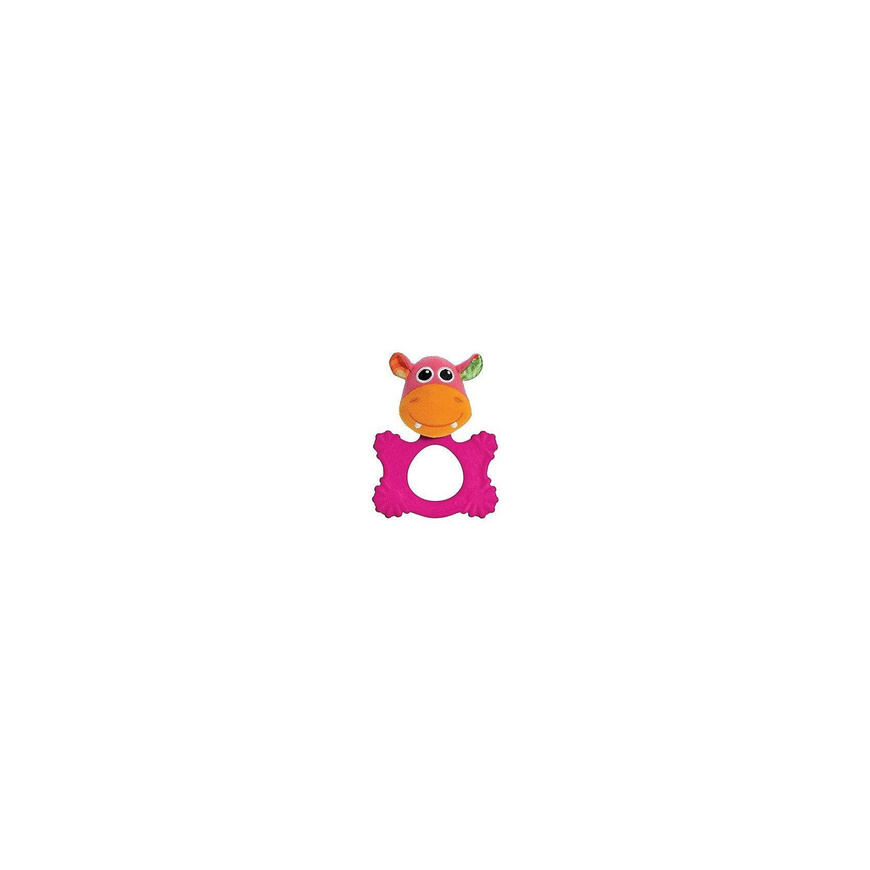 RU Прорезыватели для зубовTomy  Зверушки Лулу (бегемот)Прорезыватели<br>Прорезыватели для зубок - Зверушки Лулу (бегемот) от знаменитого британского бренда TOMY (Томи). Веселый прорезыватель поможет вашему малышу в то время, когда у него прорезываются зубки. Основная часть прорезывателя изготовлена из безопасного, слегка рельефного материала, который разработан для облегчения боли в этот трудный период. За игрушку легко хвататься, это позволит развить моторику ручек, а голова бегемота изготовлена из плюша и других текстурных материалов, что разовьет тактильное восприятие, внимание и воображение ребенка, сам же прорезыватель поможет с рефлексами жевания и кусания. Игрушку можно мыть горячей водой с мылом, не рекомендуется кипячение.<br>- Дополнительная информация:<br>- Материал: пластик, текстиль<br>- Размер 19 * 12,5 * 3,5 см.<br><br>Прорезыватели для зубок - Зверушки Лулу (бегемот) TOMY можно купить в нашем интернет-магазине.<br><br>Подробнее:<br>• Для детей в возрасте: от 3 месяцев до 1 года<br>• Номер товара: 4918379<br>Страна производитель: Китай<br><br>Ширина мм: 125<br>Глубина мм: 210<br>Высота мм: 40<br>Вес г: 163<br>Возраст от месяцев: 0<br>Возраст до месяцев: 12<br>Пол: Унисекс<br>Возраст: Детский<br>SKU: 4918379