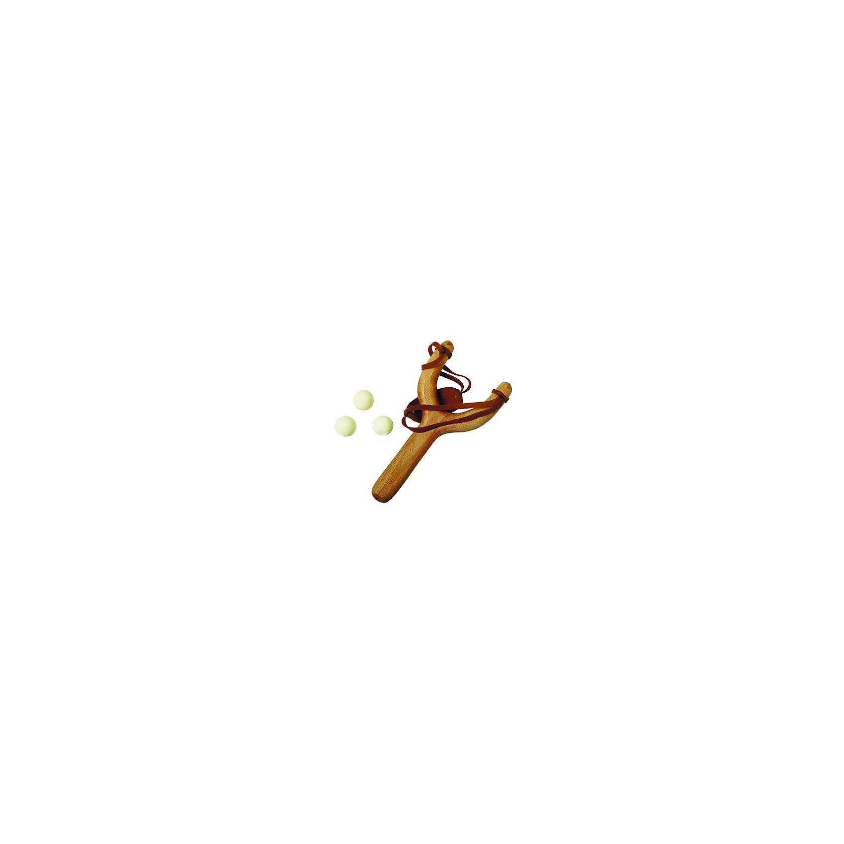 Рогатка с 3-мя шарикамиИгрушечное оружие<br>Рогатка с 3-мя шариками выглядит совсем как у настоящих стрелков! Рогатка сделана из экологически чистых материалов компанией ЯиГрушка, специализирующейся на деревянном игрушечном оружии для детей. Игрушка поможет развить воображение и придумать много сюжетных игр. Также это поможет ребенку узнать больше о древнерусской культуре. В набор входит рогатка и три пластиковых шарика.<br>Дополнительная информация:<br>- Материал: дерево, резина, пластик<br>- размер упаковки: 21,5 * 2 * 14 см<br>- Вес: 200 г.<br><br>Рогатку с 3-мя шариками можно купить в нашем интернет-магазине.<br><br>Подробнее:<br>• Для детей в возрасте: от 4 лет<br>• Номер товара: 4918384<br>Страна производитель: Китай<br><br>Ширина мм: 140<br>Глубина мм: 215<br>Высота мм: 20<br>Вес г: 200<br>Возраст от месяцев: 48<br>Возраст до месяцев: 120<br>Пол: Мужской<br>Возраст: Детский<br>SKU: 4918384