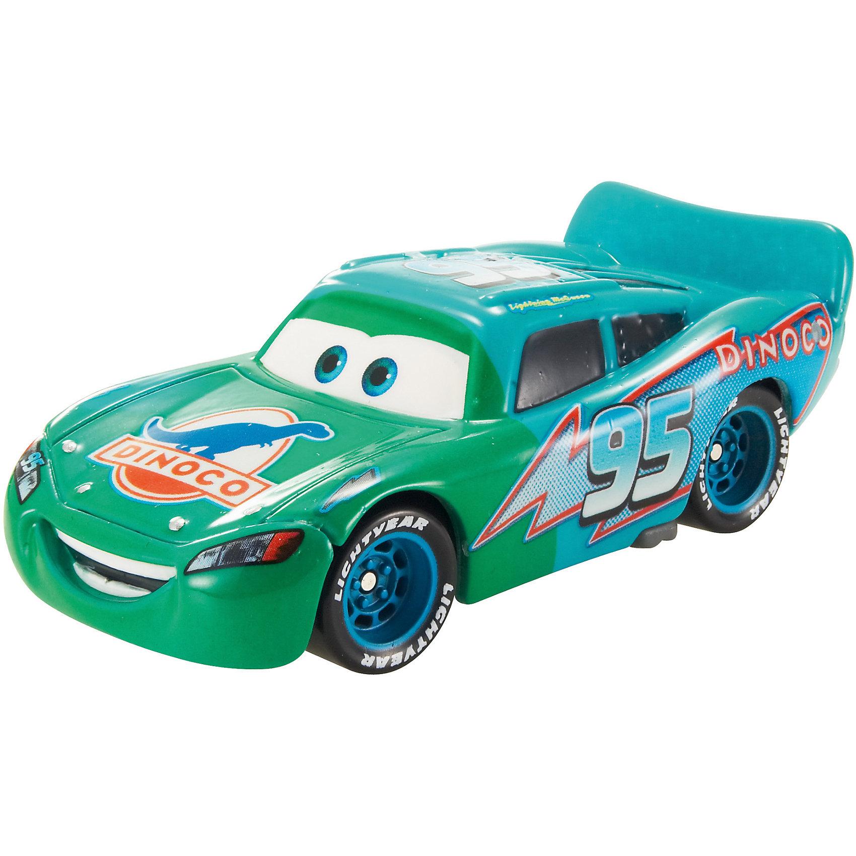 Машинка, меняющая цвет, ТачкиМашинка, меняющая цвет, Тачки от Mattel (Маттел) ? герои любимого мультфильма Тачки представлены в новой уникальной серии Color Changers от Mattel. Машинка выполнена из высококачественного пластика, устойчивого к механическим повреждениям. У машины вращающиеся колеса и инерционный механизм. <br>Машинка Молния Маккуин выполнена в зеленых и бирюзовых тонах. При погружении в воду, корпус машинки меняет цвет, насыщенность цвета зависит от температуры воды.<br>Машинка, меняющая цвет, Тачки от Mattel (Маттел) позволит не только создать уникальный дизайн машинки, но и воспроизвести полюбившиеся сцены из мультфильма или придумать свою историю с главными героями.<br><br>Дополнительная информация:<br><br>- Вид игр: сюжетно-ролевые <br>- Предназначение: для дома<br>- Серия: Color Changers<br>- Материал: пластик<br>- Размер: 4,5*14*21,5 см<br>- Вес: 84 г <br>- Особенности ухода: разрешается мыть<br><br>Подробнее:<br><br>• Для детей в возрасте: от 3 лет и до 10 лет<br>• Страна производитель: Китай<br>• Торговый бренд: Mattel<br><br>Машинку, меняющую цвет, Тачки от Mattel (Маттел) можно купить в нашем интернет-магазине.<br><br>Ширина мм: 45<br>Глубина мм: 140<br>Высота мм: 215<br>Вес г: 84<br>Возраст от месяцев: 36<br>Возраст до месяцев: 120<br>Пол: Мужской<br>Возраст: Детский<br>SKU: 4918470