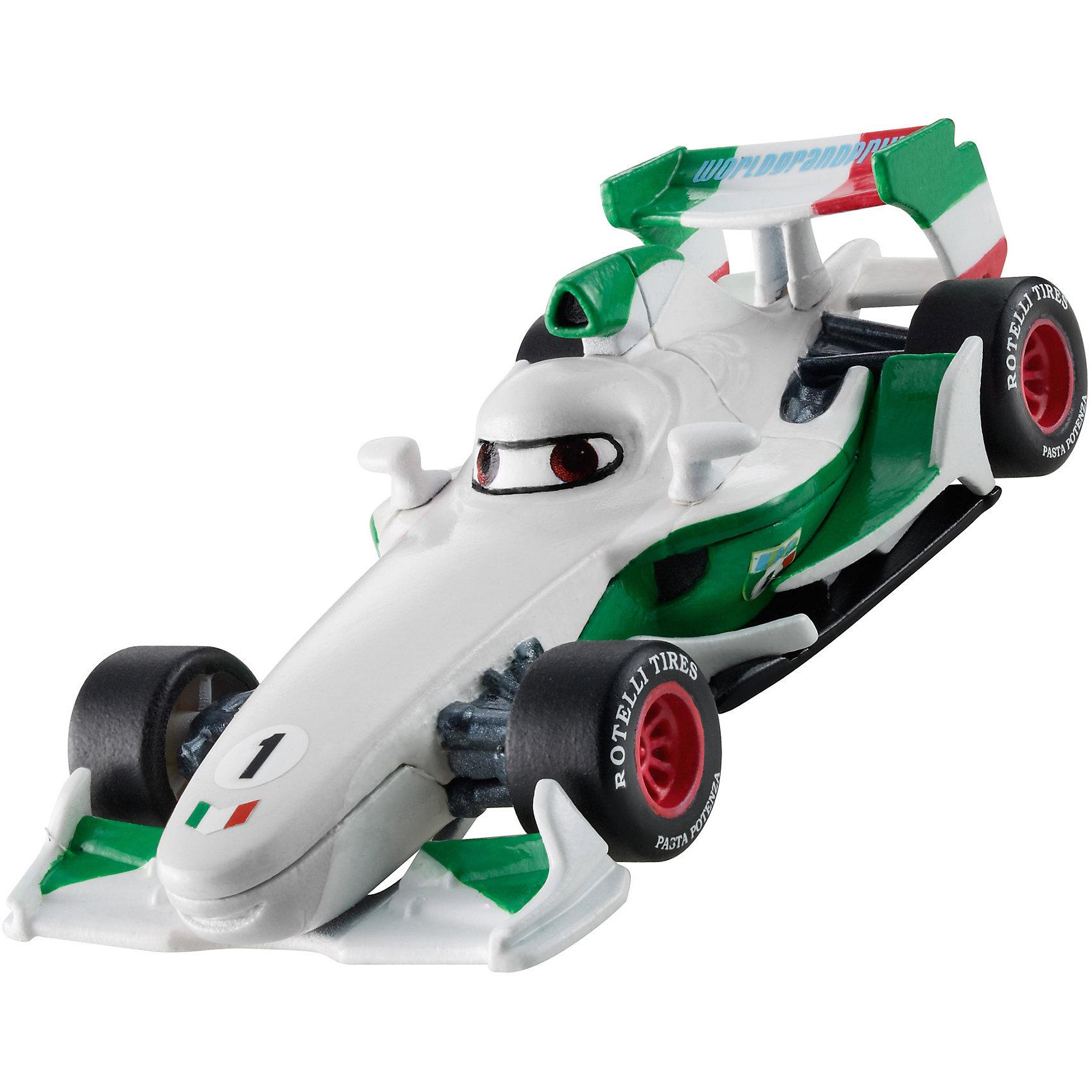 Машинка, меняющая цвет, ТачкиТачки<br>Машинка, меняющая цвет, Тачки от Mattel (Маттел) ? герои любимого мультфильма Тачки представлены в новой уникальной серии Color Changers от Mattel. Машинка выполнена из высококачественного пластика, устойчивого к механическим повреждениям. У машины вращающиеся колеса и инерционный механизм. <br>Машинка Франческо выполнена в сочетании белого, красного, черного и зеленого цветов. При погружении в воду, корпус машинки меняет цвет, насыщенность цвета зависит от температуры воды.<br>Машинка, меняющая цвет, Тачки от Mattel (Маттел) позволит не только создать уникальный дизайн машинки, но и воспроизвести полюбившиеся сцены из мультфильма или придумать свою историю с главными героями.<br><br>Дополнительная информация:<br><br>- Вид игр: сюжетно-ролевые <br>- Предназначение: для дома<br>- Серия: Color Changers<br>- Материал: пластик<br>- Размер: 4,5*14*21,5 см<br>- Вес: 84 г <br>- Особенности ухода: разрешается мыть<br><br>Подробнее:<br><br>• Для детей в возрасте: от 3 лет и до 10 лет<br>• Страна производитель: Китай<br>• Торговый бренд: Mattel<br><br>Машинку, меняющую цвет, Тачки от Mattel (Маттел) можно купить в нашем интернет-магазине.<br><br>Ширина мм: 45<br>Глубина мм: 140<br>Высота мм: 215<br>Вес г: 84<br>Возраст от месяцев: 36<br>Возраст до месяцев: 120<br>Пол: Мужской<br>Возраст: Детский<br>SKU: 4918473