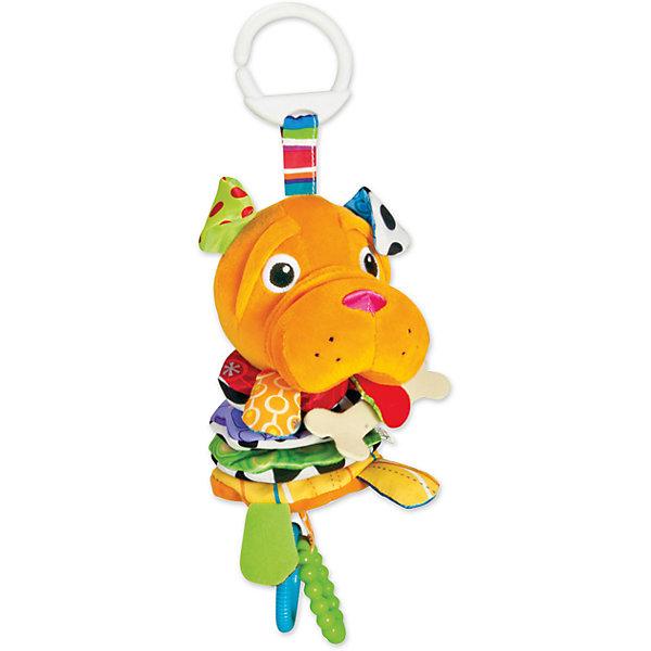 Мягкая погремушка-шуршалка Шарпей Шивер с подвеской, LamazeИгрушки для новорожденных<br>Симпатичная игрушка Шарпей Шивер обязательно понравится ребенку. Игрушка сделана из мягких материалов разной фактуры, что развивает тактильное восприятие ребенка. Она дополнена гремящими элементами, игрушку можно повесить в коляску с помощью специального крепления.<br>Этот Шарпей обязательно займет ребенка! Игра с ним помогает детям развивать мелкую моторику, внимательность и познавать мир. Обучающая игрушка сделана из качественных и безопасных для ребенка материалов.<br><br>Дополнительная информация:<br><br>цвет: разноцветный;<br>размер: 28 х 10 х 11 см;<br>материал: текстиль.<br><br>Мягкую погремушку-шуршалку Шарпей Шивер с подвеской, Tomy Lamazeможно купить в нашем магазине.<br><br>Ширина мм: 125<br>Глубина мм: 160<br>Высота мм: 100<br>Вес г: 155<br>Возраст от месяцев: -2147483648<br>Возраст до месяцев: 2147483647<br>Пол: Унисекс<br>Возраст: Детский<br>SKU: 4918487