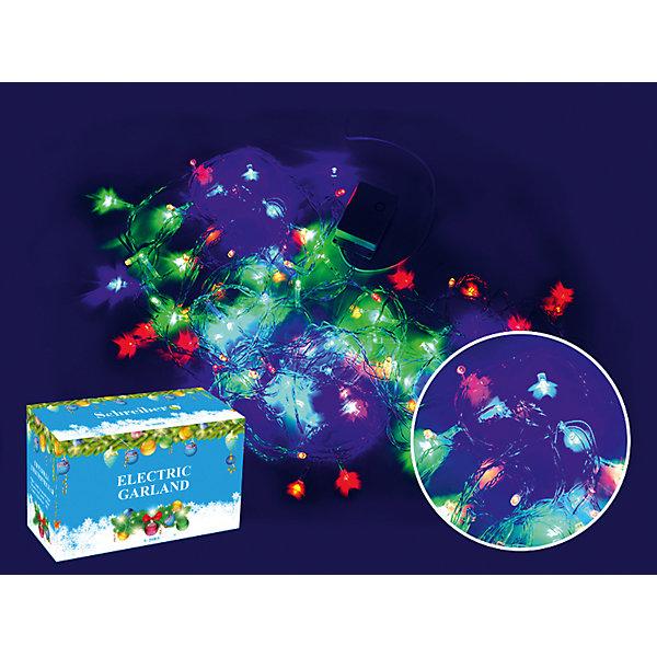 Гирлянда светодиодная разноцветная, 100 ламп, 10мНовогодние электрогирлянды<br>Яркая, разноцветная светодиодная гирлянда порадует всю семью на новогодние праздники!<br><br>Дополнительная информация:<br><br>- Возраст: от 3 лет.<br>- Длина шнура питания:  1,5 м.<br>- Длина гирлянды: 10 м.<br>- Количество светодиодов: 100<br>- Размер упаковки: 11х5х7 см.<br><br>Купить разноцветную светодиодную гирлянду, можно в нашем магазине.<br><br>Ширина мм: 110<br>Глубина мм: 50<br>Высота мм: 70<br>Вес г: 250<br>Возраст от месяцев: 36<br>Возраст до месяцев: 2147483647<br>Пол: Унисекс<br>Возраст: Детский<br>SKU: 4918590