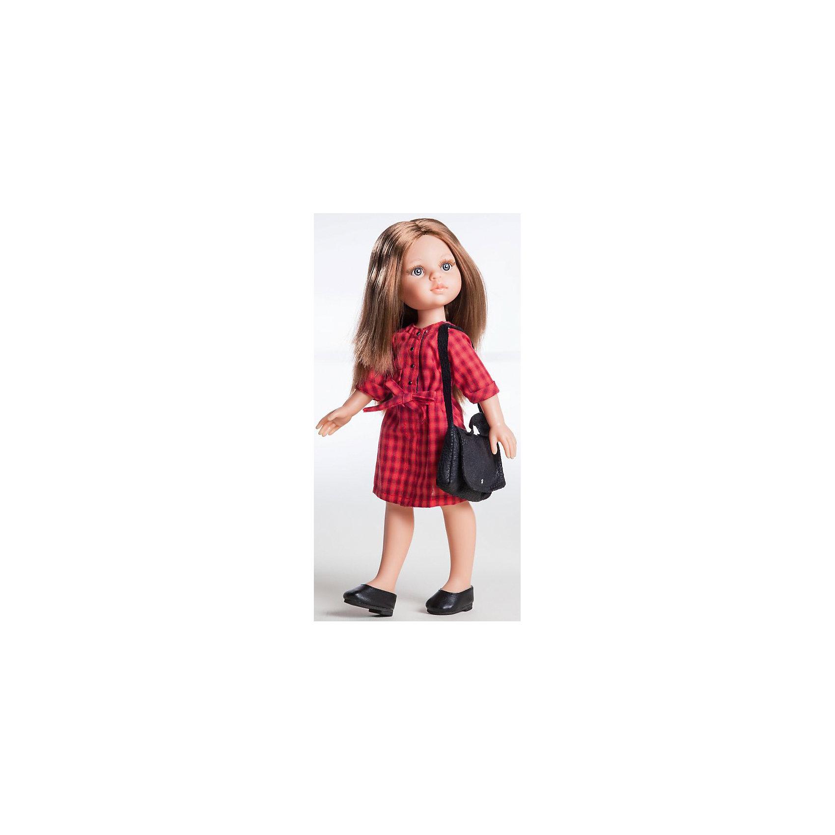 Paola Reina Кукла Кэрол, 32 см paola reina кукла клэр 32 см paola reina