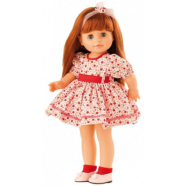 Кукла Бекка, 40 смКуклы<br>Девочки обожают играть в куклы. Это не только весело, но и помогает развить ключевые социальные навыки! Кукла Бекка с длинными волосами, которые можно расчесывать, приведет в восторг любую девочку! Она сделана из высококачественного винила, одета в модный наряд. Её конечности подвижны,<br>а губы, щечки, веснушки и волосы – полностью ручная работа. Кукла приятно пахнет ванилью.<br>Эта кукла обязательно порадует ребенка! Он станет отличным подарком и поможет девочке развивать свою фантазию и мелкую моторику. Игрушка сделана из качественных и безопасных для ребенка материалов.<br><br>Дополнительная информация:<br><br>цвет: разноцветный;<br>высота: 40 см;<br>вес: 1333 г;<br>комплектация: кукла, одежда, аксессуары;<br>материал: винил.<br><br>Куклу Бекка, 40 см можно купить в нашем магазине.<br><br>Ширина мм: 25<br>Глубина мм: 12<br>Высота мм: 50<br>Вес г: 1333<br>Возраст от месяцев: 36<br>Возраст до месяцев: 144<br>Пол: Женский<br>Возраст: Детский<br>SKU: 4918672