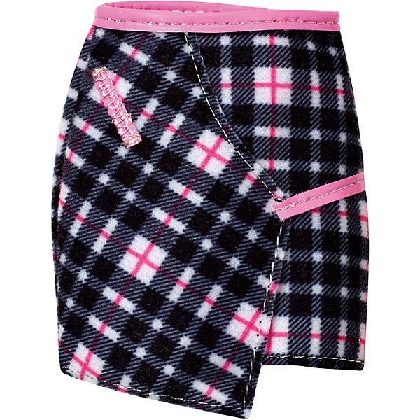 Набор одежды, BarbieОдежда для кукол<br>Набор одежды, Barbie – это изящные комплекты одежды для любимой куклы Барби.<br>Когда возможности безграничны, гардероб должен быть таким же! В этих ультрамодных нарядах кукла Барби (продается отдельно) будет неотразима с утра до вечера. У одежды простой, но элегантный покрой, современная расцветка, рисунок и детали. Она позволит создать множество ярких и разнообразных образов (предметы продаются по отдельности). Если собрать всю коллекцию одежды для куклы Барби, можно будет подобрать наряды для самых разных сюжетов!<br><br>Дополнительная информация:<br><br>- В наборе: один предмет одежды<br>- Кукла продается отдельно<br>- Одежда подходит для большинства кукол Барби<br>- Материал: текстиль<br><br>Набор одежды, Barbie можно купить в нашем интернет-магазине.<br>Ширина мм: 150; Глубина мм: 75; Высота мм: 5; Вес г: 290; Возраст от месяцев: 36; Возраст до месяцев: 144; Пол: Женский; Возраст: Детский; SKU: 4918757;