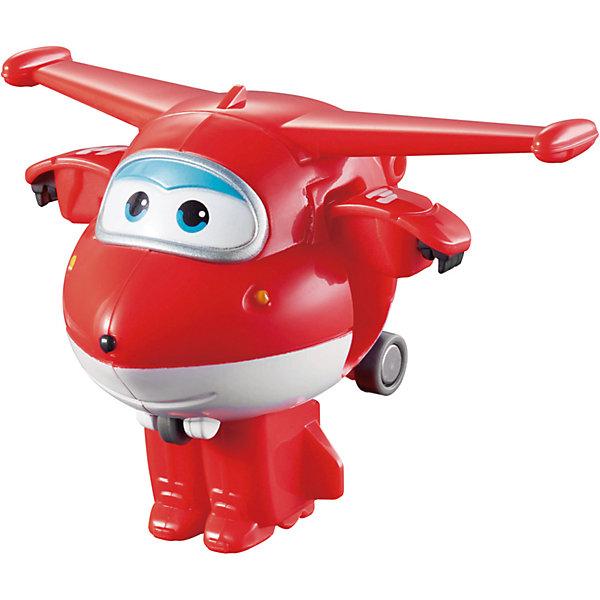 Мини-трансформер Джетт, Супер КрыльяФигурки из мультфильмов<br>Играть с самолетами любит практически каждый ребенок. Сделать игру ярче и увлекательнее поможет герой популярного мультфильма Супер Крылья, любимого детьми. Игрушка всего за несколько мгновений трансформируется из самолета в робота. К нему можно также фигурки-трансформеры заказать друзей из этого мультфильма! Компактный размер позволит ребенку брать игрушку с собой в гости или на прогулку.                <br>Этот трансформер обязательно порадует ребенка! Игры с ним также помогают детям развивать воображение, логику, мелкую моторику и творческое мышление. Самолет сделан из качественных и безопасных для ребенка материалов.<br><br>Дополнительная информация:<br><br>цвет: разноцветный;<br>размер упаковки: 12 х 15 х 6 см;<br>вес: 300 г;<br>материал: пластик.<br><br>Игрушку Мини-трансформер Джетт можно купить в нашем магазине.<br>Ширина мм: 125; Глубина мм: 155; Высота мм: 62; Вес г: 300; Возраст от месяцев: 36; Возраст до месяцев: 2147483647; Пол: Мужской; Возраст: Детский; SKU: 4918771;