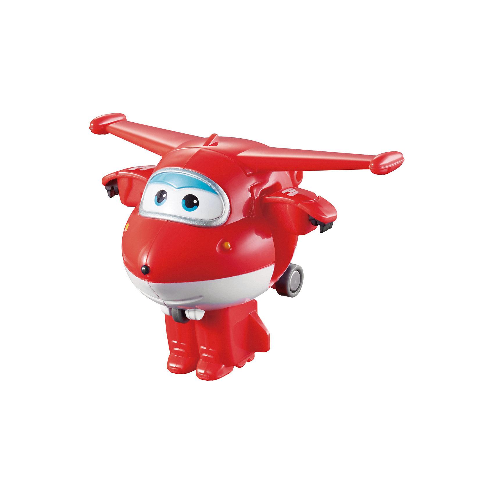 Gulliver Мини-трансформер Джетт, Супер Крылья инерционный самолет джером супер крылья