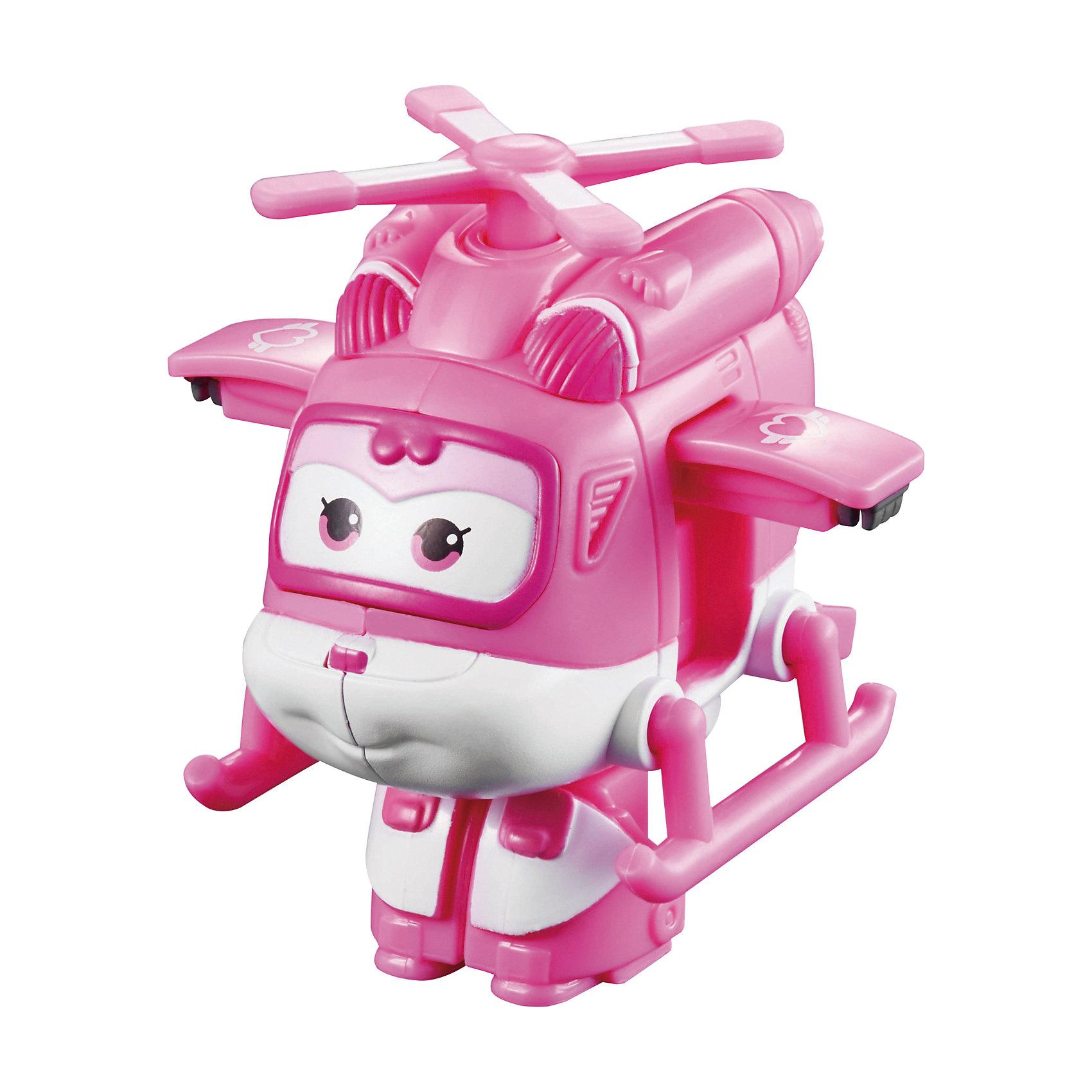 Мини-трансформер Диззи, Супер КрыльяФигурки из мультфильмов<br>Какой ребенок не любит самолеты!? Сделать игру ярче и увлекательнее поможет герой популярного мультфильма Супер Крылья, любимого детьми. Игрушка всего за несколько мгновений трансформируется из самолета в робота. К нему можно также фигурки-трансформеры заказать друзей из этого мультфильма! Компактный размер позволит ребенку брать игрушку с собой в гости или на прогулку.                <br>Этот трансформер обязательно порадует ребенка! Игры с ним также помогают детям развивать воображение, логику, мелкую моторику и творческое мышление. Самолет сделан из качественных и безопасных для ребенка материалов.<br><br>Дополнительная информация:<br><br>цвет: разноцветный;<br>размер упаковки: 12 х 15 х 6 см;<br>вес: 300 г;<br>материал: пластик.<br><br>Игрушку Мини-трансформер Диззи можно купить в нашем магазине.<br><br>Ширина мм: 120<br>Глубина мм: 155<br>Высота мм: 62<br>Вес г: 300<br>Возраст от месяцев: 36<br>Возраст до месяцев: 2147483647<br>Пол: Мужской<br>Возраст: Детский<br>SKU: 4918772