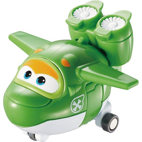 Мини-трансформер Мира, Супер КрыльяФигурки из мультфильмов<br>Какой ребенок не любит самолеты!? Сделать игру ярче и увлекательнее поможет герой популярного мультфильма Супер Крылья, любимого детьми. Игрушка всего за несколько мгновений трансформируется из самолета в робота. К нему можно также фигурки-трансформеры заказать друзей из этого мультфильма! Компактный размер позволит ребенку брать игрушку с собой в гости или на прогулку.                <br>Этот трансформер обязательно порадует ребенка! Игры с ним также помогают детям развивать воображение, логику, мелкую моторику и творческое мышление. Самолет сделан из качественных и безопасных для ребенка материалов.<br><br>Дополнительная информация:<br><br>цвет: разноцветный;<br>размер упаковки: 12 х 15 х 6 см;<br>вес: 300 г;<br>материал: пластик.<br><br>Игрушку Мини-трансформер Мира можно купить в нашем магазине.<br><br>Ширина мм: 120<br>Глубина мм: 155<br>Высота мм: 62<br>Вес г: 300<br>Возраст от месяцев: 36<br>Возраст до месяцев: 2147483647<br>Пол: Мужской<br>Возраст: Детский<br>SKU: 4918774