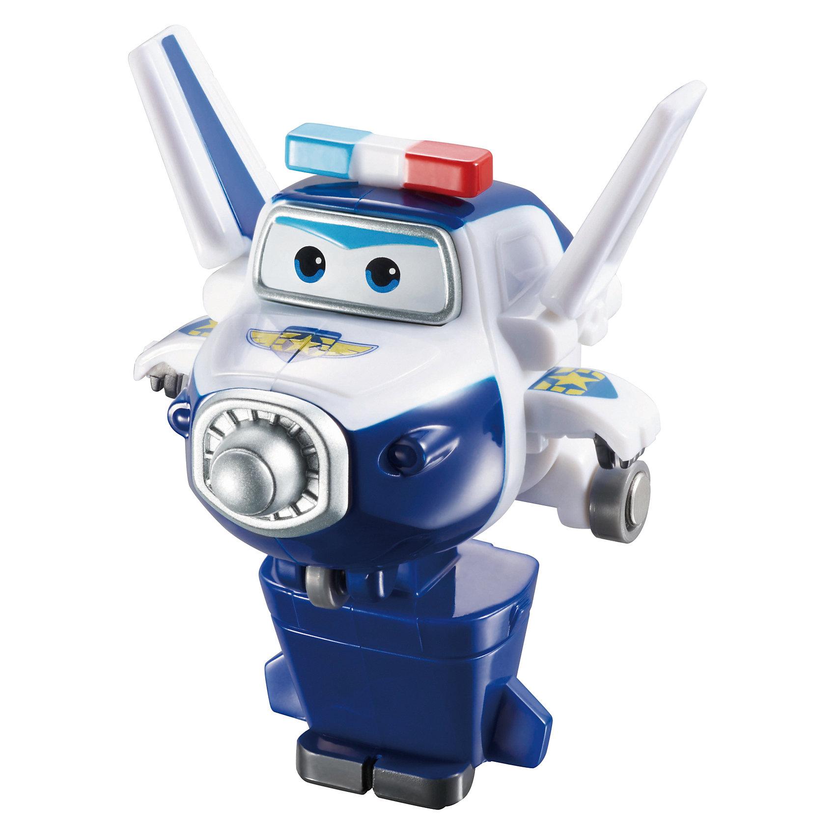Мини-трансформер Пол, Супер КрыльяИграть с самолетами любит практически каждый ребенок. Сделать игру ярче и увлекательнее поможет герой популярного мультфильма Супер Крылья, любимого детьми. Игрушка всего за несколько мгновений трансформируется из самолета в робота. К нему можно также фигурки-трансформеры заказать друзей из этого мультфильма! Компактный размер позволит ребенку брать игрушку с собой в гости или на прогулку.                <br>Этот трансформер обязательно порадует ребенка! Игры с ним также помогают детям развивать воображение, логику, мелкую моторику и творческое мышление. Самолет сделан из качественных и безопасных для ребенка материалов.<br><br>Дополнительная информация:<br><br>цвет: разноцветный;<br>размер упаковки: 12 х 15 х 6 см;<br>вес: 300 г;<br>материал: пластик.<br><br>Игрушку Мини-трансформер Пол можно купить в нашем магазине.<br><br>Ширина мм: 120<br>Глубина мм: 155<br>Высота мм: 62<br>Вес г: 300<br>Возраст от месяцев: 36<br>Возраст до месяцев: 2147483647<br>Пол: Мужской<br>Возраст: Детский<br>SKU: 4918775
