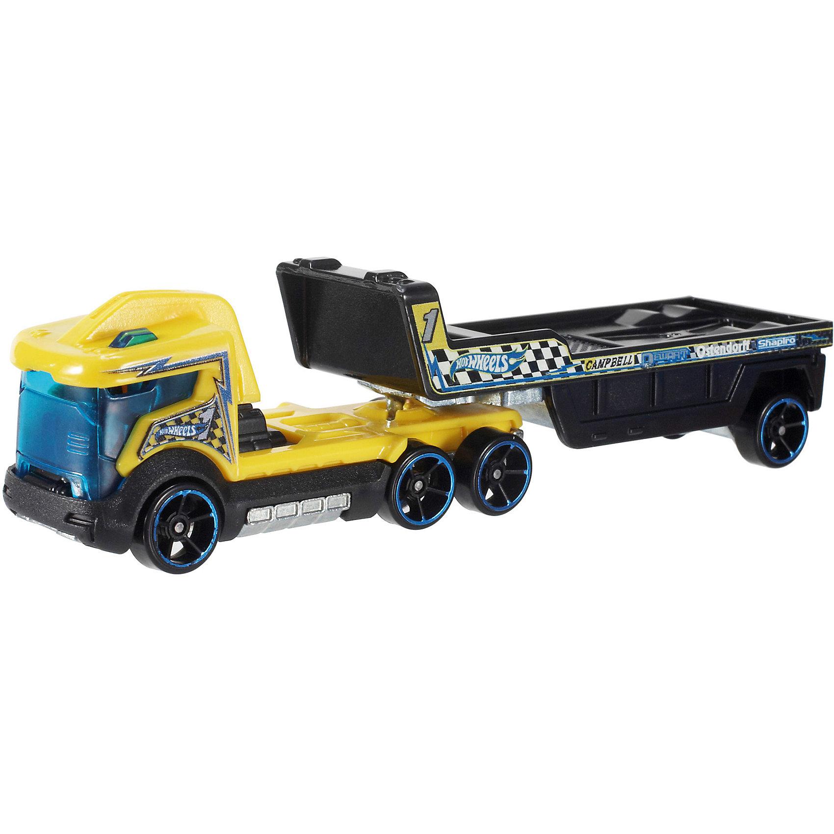 Трейлер базовой коллекции, Hot Wheels«Трейлер» базовой комплектации, Hot Wheels (Хот Вилс) – потрясающе реалистичный грузовик-трейлер, который придется по душе любому мальчишке.  Трейлер выполнен из металла, а значит сможет выдержать любые испытания, которые приготовит для него Ваш ребенок. В трейлерах-грузовиках Hot Wheels (Хот Вилс) есть возможность менять прицепы, что позволяет каждый раз создавать новые комбинации.  <br><br>Дополнительная информация: <br><br>- Материал: пластик <br>- Длина: около 28 см  <br><br>«Трейлер» базовой комплектации, Hot Wheels (Хот Вилс) – прекрасный подарок для Вашего ребенка. Ему непременно захочется собрать всю коллекцию и каждый раз создавать новый вид трейлеров.  <br><br>«Трейлер» базовой комплектации, Hot Wheels (Хот Вилс) можно купить в нашем магазине.<br><br>Ширина мм: 40<br>Глубина мм: 130<br>Высота мм: 110<br>Вес г: 126<br>Возраст от месяцев: 48<br>Возраст до месяцев: 96<br>Пол: Мужской<br>Возраст: Детский<br>SKU: 4918785