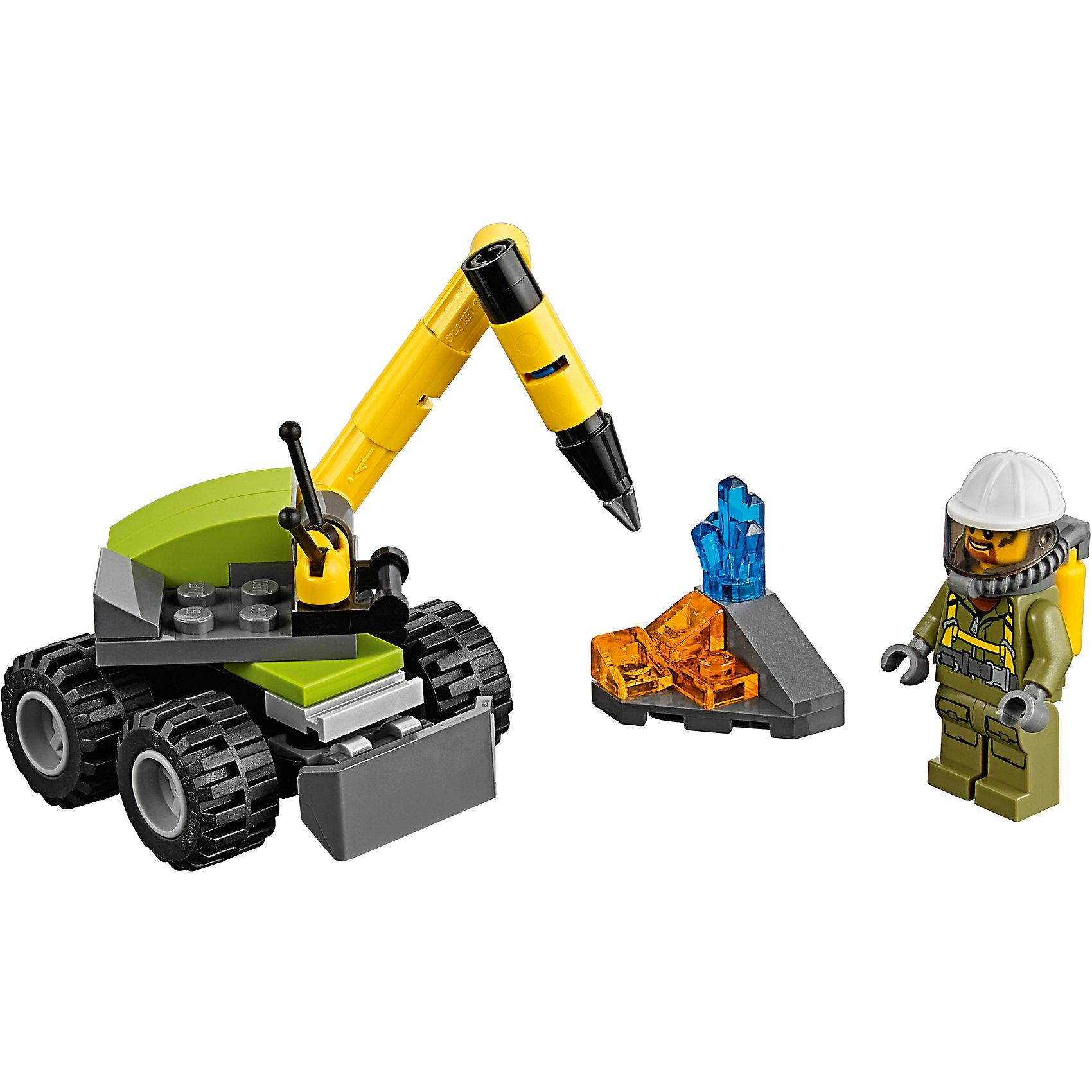 LEGO City 30350: мини-набор ВулканLEGO<br><br><br>Ширина мм: 150<br>Глубина мм: 30<br>Высота мм: 150<br>Вес г: 60<br>Возраст от месяцев: 60<br>Возраст до месяцев: 144<br>Пол: Мужской<br>Возраст: Детский<br>SKU: 4918809
