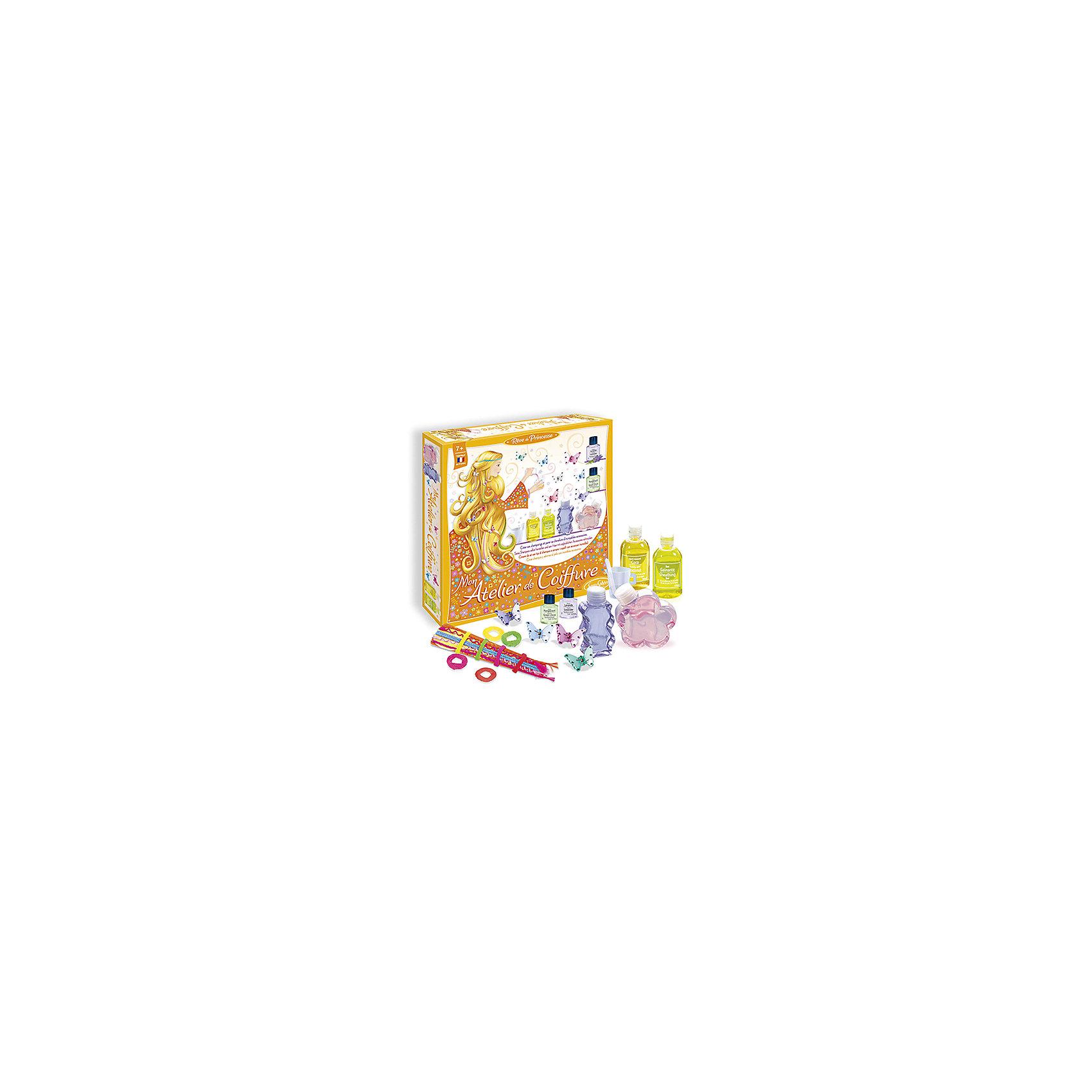 SentoSphere Набор для детского творчества Салон красоты набор для детского творчества набор веселая кондитерская 1 кг
