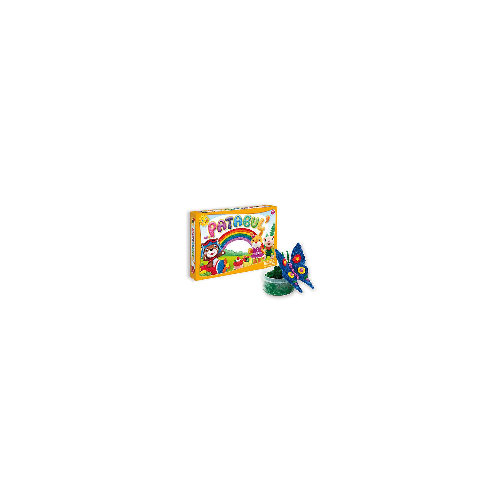 Набор пластилина для детской лепки, 6 цв