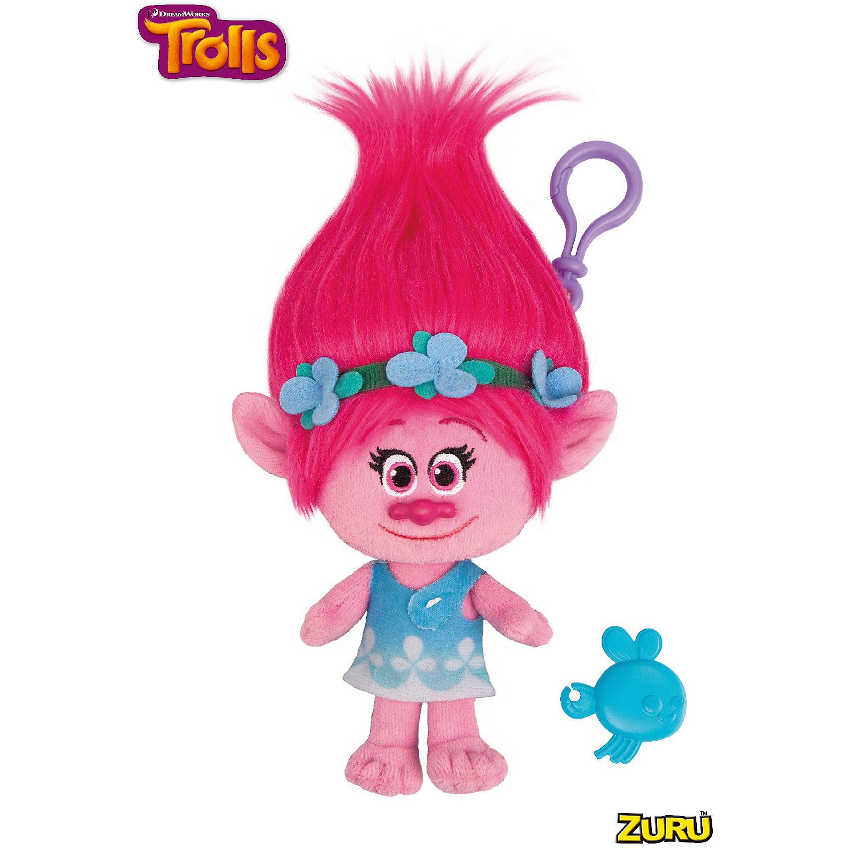 Тролль-кукла Розочка, 26 смТролль-кукла Розочка Poppy, 26 см -  игрушка, которая наверняка порадует всех поклонников мультфильма Тролли. <br><br>Тролли - смешная и увлекательная анимационная комедия от студии DreamWorks. Фильм повествует об удивительном и сказочном мире, в котором проживают не менее удивительные существа - тролли и их противники - бергены. Тролли - веселые беззаботные создания, привыкшие петь и танцевать дни напролет. Бергены же наоборот, чувствуют себя счастливыми только тогда, когда тролли оказываются в их желудке. <br><br><br><br>Дополнительная информация:<br>- Высота игрушки: 26 см.<br>- В комплект вместе с игрушкой входят расческа для волос тролля и карабин.<br>- Материалы: текстиль, пластмасса.<br><br>Тролль-куклу Розочка, 26 см можно купить в нашем интернет-магазине.<br><br>Ширина мм: 200<br>Глубина мм: 70<br>Высота мм: 260<br>Вес г: 210<br>Возраст от месяцев: 36<br>Возраст до месяцев: 2147483647<br>Пол: Женский<br>Возраст: Детский<br>SKU: 4919070