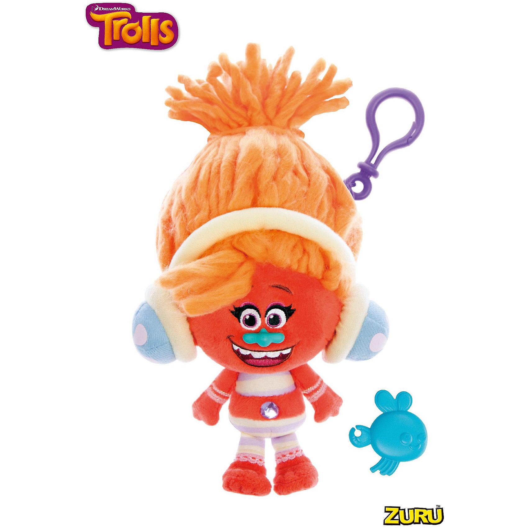 Тролль-кукла DJ Звуки, 26 смТролль-кукла DJ Звуки, 26 см - игрушка, которая наверняка порадует поклонников мультфильма Тролли. <br><br>Тролли - смешная и увлекательная анимационная комедия от студии DreamWorks. Фильм повествует об удивительном и сказочном мире,  в котором проживают не менее удивительные существа - тролли и их  противники - бергены. Тролли - веселые беззаботные создания, привыкшие петь и танцевать дни напролет. Бергены же наоборот, чувствуют себя счастливыми только тогда, когда тролли оказываются в их желудке. <br><br>Дополнительная информация:<br><br>- Высота игрушки: 26 см.<br>- В комплект вместе с игрушкой входят расческа для волос тролля и карабин.<br>- Материалы: текстиль, пластмасса.<br><br>Тролль-куклу DJ Звуки, 26 см можно купить в нашем интернет-магазине.<br><br>Ширина мм: 200<br>Глубина мм: 70<br>Высота мм: 260<br>Вес г: 210<br>Возраст от месяцев: 36<br>Возраст до месяцев: 2147483647<br>Пол: Унисекс<br>Возраст: Детский<br>SKU: 4919072