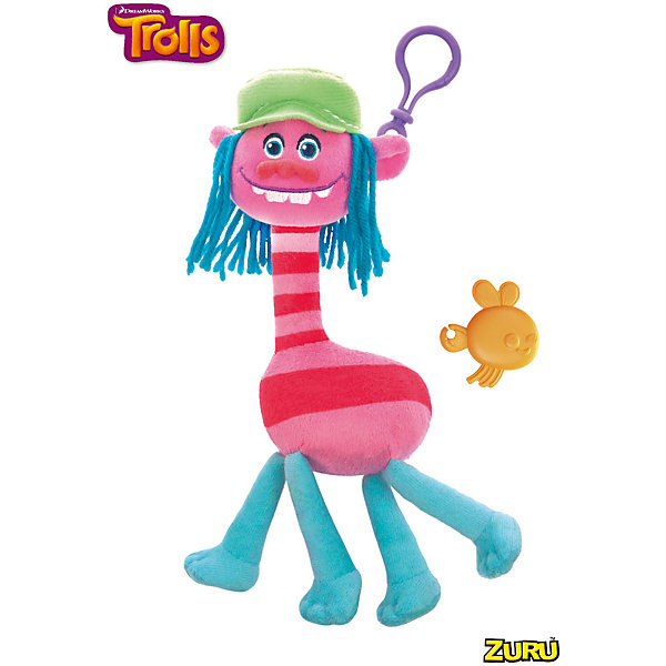 Тролль-кукла Купер, 26 смМягкие игрушки из мультфильмов<br>Тролль-кукла Купер, 26 см - игрушка, которая наверняка порадует поклонников мультфильма Тролли. <br><br>Тролли - смешная и увлекательная анимационная комедия от студии DreamWorks. Фильм повествует об удивительном и сказочном мире,  в котором проживают не менее удивительные существа - тролли и их  противники - бергены. Тролли - веселые беззаботные создания, привыкшие петь и танцевать дни напролет. Бергены же наоборот, чувствуют себя счастливыми только тогда, когда тролли оказываются в их желудке. <br><br>Дополнительная информация:<br><br>- Высота игрушки: 26 см.<br>- В комплект вместе с игрушкой входят расческа для волос тролля и карабин.<br>- Материалы: текстиль, пластмасса.<br><br>Тролль-куклу Купер, 26 см можно купить в нашем интернет-магазине.<br><br>Ширина мм: 200<br>Глубина мм: 70<br>Высота мм: 260<br>Вес г: 210<br>Возраст от месяцев: 36<br>Возраст до месяцев: 2147483647<br>Пол: Унисекс<br>Возраст: Детский<br>SKU: 4919075