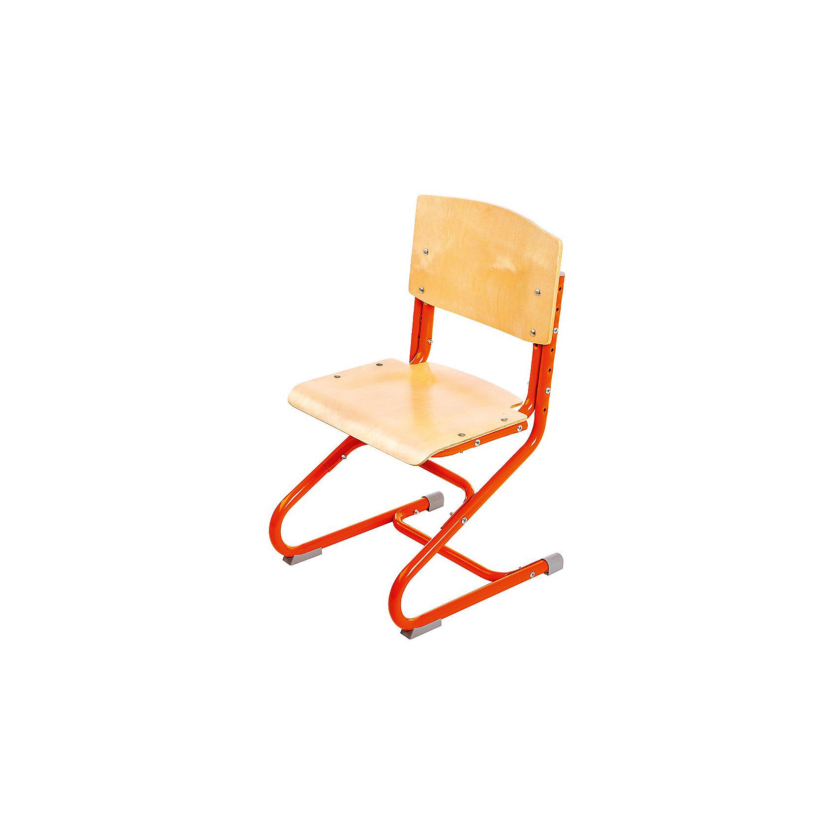 Стул универсальный СУТ.01-01, Дэми, оранжевыйМебель<br>Стул универсальный СУТ.01-01, Дэми, оранжевый – эргономичный стул для детей от 3 лет.<br>Высота ножек, положение сидения, наклон спинки регулируются, поэтому стул будет «расти» вместе с ребенком. Модель выполнена из прочного металла и фанеры, поэтому служить такой стул будет долгие годы. Регулируемая спинка также дополнительно помогает ребенку в поддержании красивой и здоровой осанки. Стул не теряет внешний вид спустя время и не требует особо ухода. <br><br>Дополнительная информация: <br><br>Высота сидения стула - 34,5-44,5 см<br>Глубина сидения стула - 31-34,5 см<br>Ширина сидения стула - 40 см <br>Вес: 7 кг<br>Материал: фанера, металл<br>Цвет: оранжевый<br><br>Стул универсальный СУТ.01-01, Дэми, оранжевый можно купить в нашем интернет магазине.<br><br>Ширина мм: 730<br>Глубина мм: 610<br>Высота мм: 80<br>Вес г: 8000<br>Возраст от месяцев: 48<br>Возраст до месяцев: 1188<br>Пол: Унисекс<br>Возраст: Детский<br>SKU: 4919211