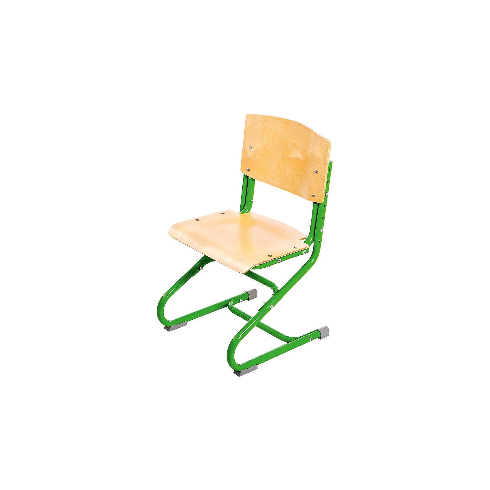 Стул универсальный СУТ.01-01, Дэми, зеленый  купить пуфик на колесах