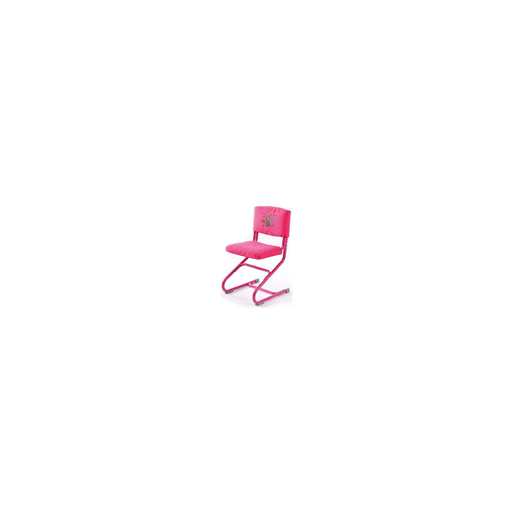 Чехол Оксфорд СУТ.01.040-01, Дэми, розовыйЧехол Оксфорд СУТ.01.040-01, Дэми, розовый – не только улучшает вид.<br>Данная модель чехла выполнена из прочной ткани оксфорд. Такую ткань можно стирать в машинке, он не теряет внешний вид от стирки и долгой службы. Чехол скрывает болты на спинке и сидении, тем самым делая стул еще удобнее и симпатичнее. Его легко снимать, однако он совершенно не скользит и не спадает со стула.<br><br>Дополнительная информация: <br><br>Размер: 500х390х50 мм<br>Вес: 360 гр<br>Материал: оксфорд<br>Цвет: розовый<br><br>Чехол Оксфорд СУТ.01.040-01, Дэми, розовый можно купить в нашем интернет магазине.<br><br>Ширина мм: 500<br>Глубина мм: 390<br>Высота мм: 50<br>Вес г: 360<br>Возраст от месяцев: 48<br>Возраст до месяцев: 1188<br>Пол: Женский<br>Возраст: Детский<br>SKU: 4919230