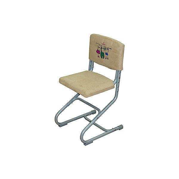 Чехол замша СУТ.01.040-01, Дэми, бежевыйДетские столы и стулья<br>Чехол замша СУТ.01.040-01, Дэми, бежевый – красота и удобства слились воедино.<br>Данная модель чехла выполнена из замши, которая не только приятная на ощупь, но и достаточно прочная. Такую ткань можно стирать в машинке, он не теряет внешний вид от стирки и долгой службы. Чехол скрывает болты на спинке и сидении, тем самым делая стул еще удобнее и симпатичнее. Его легко снимать, однако он совершенно не скользит и не спадает со стула.<br><br>Дополнительная информация: <br><br>Размер: 500х390х50 мм<br>Вес: 360 гр<br>Материал: замша<br>Цвет: бежевый<br><br>Чехол замша СУТ.01.040-01, Дэми, бежевый можно купить в нашем интернет магазине.<br><br>Ширина мм: 500<br>Глубина мм: 390<br>Высота мм: 50<br>Вес г: 360<br>Возраст от месяцев: 48<br>Возраст до месяцев: 1188<br>Пол: Унисекс<br>Возраст: Детский<br>SKU: 4919232