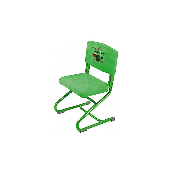 Чехол замша СУТ.01.040-01, Дэми, зеленыйДетские столы и стулья<br>Чехол замша СУТ.01.040-01, Дэми, зеленый – красота и удобства слились воедино.<br>Данная модель чехла выполнена из замши, которая не только приятная на ощупь, но и достаточно прочная. Такую ткань можно стирать в машинке, он не теряет внешний вид от стирки и долгой службы. Чехол скрывает болты на спинке и сидении, тем самым делая стул еще удобнее и симпатичнее. Его легко снимать, однако он совершенно не скользит и не спадает со стула.<br><br>Дополнительная информация: <br><br>Размер: 500х390х50 мм<br>Вес: 360 гр<br>Материал: замша<br>Цвет: зеленый<br><br>Чехол замша СУТ.01.040-01, Дэми, зеленый можно купить в нашем интернет магазине.<br><br>Ширина мм: 500<br>Глубина мм: 390<br>Высота мм: 50<br>Вес г: 360<br>Возраст от месяцев: 48<br>Возраст до месяцев: 1188<br>Пол: Унисекс<br>Возраст: Детский<br>SKU: 4919233