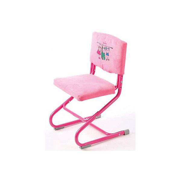 Чехол замша СУТ.01.040-01, Дэми, розовыйДетские столы и стулья<br>Чехол замша СУТ.01.040-01, Дэми, розовый – красота и удобства слились воедино.<br>Данная модель чехла выполнена из замши, которая не только приятная на ощупь, но и достаточно прочная. Такую ткань можно стирать в машинке, он не теряет внешний вид от стирки и долгой службы. Чехол скрывает болты на спинке и сидении, тем самым делая стул еще удобнее и симпатичнее. Его легко снимать, однако он совершенно не скользит и не спадает со стула.<br><br>Дополнительная информация:<br> <br>Размер: 500х390х50 мм<br>Вес: 360 гр<br>Материал: замша<br>Цвет: розовый<br><br>Чехол замша СУТ.01.040-01, Дэми, розовый можно купить в нашем интернет магазине.<br><br>Ширина мм: 500<br>Глубина мм: 390<br>Высота мм: 50<br>Вес г: 360<br>Возраст от месяцев: 48<br>Возраст до месяцев: 1188<br>Пол: Женский<br>Возраст: Детский<br>SKU: 4919235