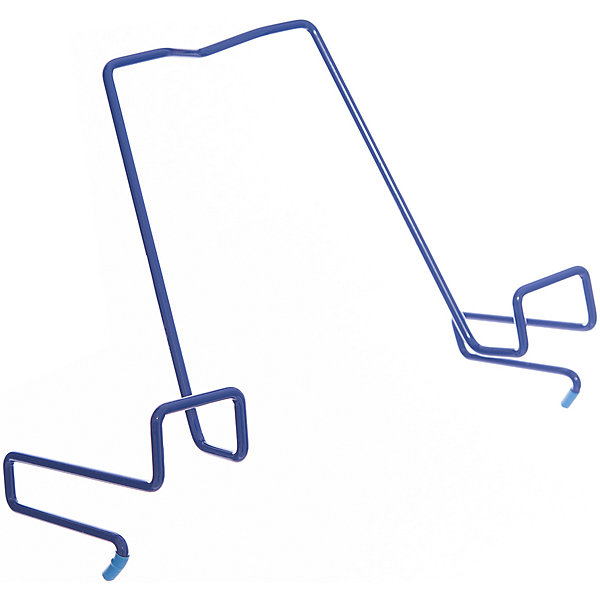 Подставка для книг металлическая ПДК.02, Дэми, синийАксессуары для парт<br>Подставка для книг металлическая ПДК.02, Дэми, синий – необходимая вещь для каждого ребенка.<br>Данная модель представляет собой привычную металлическую подставку, знакомую всем с детства. Однако ее отличие в том, что подставка надежно крепится к столу Дэми. Это позволяет ребенку не волноваться о том, что она может упасть. У подставки удобный угол наклона, но при желании ее можно отрегулировать. <br><br>Дополнительная информация: <br><br>Размер: 330x202x55 мм<br>Вес: 100 гр<br>Материал: металл<br>Цвет: синий<br><br>Подставку для книг металлическую ПДК.02, Дэми, синюю можно купить в нашем интернет магазине.<br><br>Ширина мм: 500<br>Глубина мм: 390<br>Высота мм: 30<br>Вес г: 100<br>Возраст от месяцев: 48<br>Возраст до месяцев: 1188<br>Пол: Мужской<br>Возраст: Детский<br>SKU: 4919242