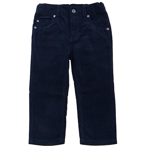 Брюки для мальчика SELAБрюки<br>Брюки прямого кроя - незаменимая вещь в детском гардеробе. Эта модель отлично сидит на ребенке, она сшита из плотного материала, натуральный хлопок не вызывает аллергии и обеспечивает ребенку комфорт. Модель станет отличной базовой вещью, которая будет уместна в различных сочетаниях.<br>Одежда от бренда Sela (Села) - это качество по приемлемым ценам. Многие российские родители уже оценили преимущества продукции этой компании и всё чаще приобретают одежду и аксессуары Sela.<br><br>Дополнительная информация:<br><br>прямой силуэт;<br>материал: 100 % хлопок;<br>плотный материал.<br><br>Брюки для мальчика от бренда Sela можно купить в нашем интернет-магазине.<br><br>Ширина мм: 215<br>Глубина мм: 88<br>Высота мм: 191<br>Вес г: 336<br>Цвет: синий<br>Возраст от месяцев: 18<br>Возраст до месяцев: 24<br>Пол: Мужской<br>Возраст: Детский<br>Размер: 92,116,110,104,98<br>SKU: 4919492