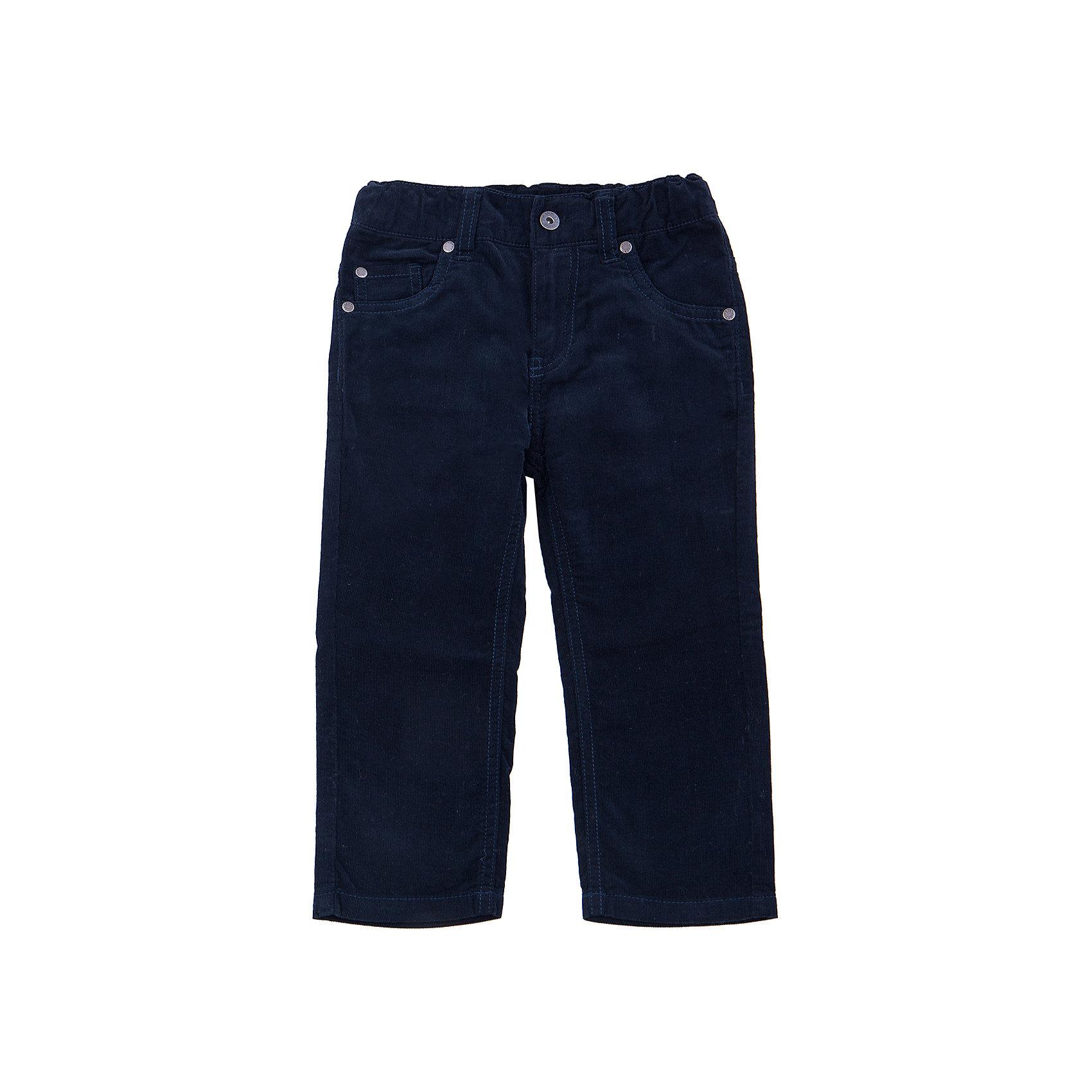 Брюки для мальчика SELAБрюки прямого кроя - незаменимая вещь в детском гардеробе. Эта модель отлично сидит на ребенке, она сшита из плотного материала, натуральный хлопок не вызывает аллергии и обеспечивает ребенку комфорт. Модель станет отличной базовой вещью, которая будет уместна в различных сочетаниях.<br>Одежда от бренда Sela (Села) - это качество по приемлемым ценам. Многие российские родители уже оценили преимущества продукции этой компании и всё чаще приобретают одежду и аксессуары Sela.<br><br>Дополнительная информация:<br><br>прямой силуэт;<br>материал: 100 % хлопок;<br>плотный материал.<br><br>Брюки для мальчика от бренда Sela можно купить в нашем интернет-магазине.<br><br>Ширина мм: 215<br>Глубина мм: 88<br>Высота мм: 191<br>Вес г: 336<br>Цвет: синий<br>Возраст от месяцев: 60<br>Возраст до месяцев: 72<br>Пол: Мужской<br>Возраст: Детский<br>Размер: 116,92,98,104,110<br>SKU: 4919492