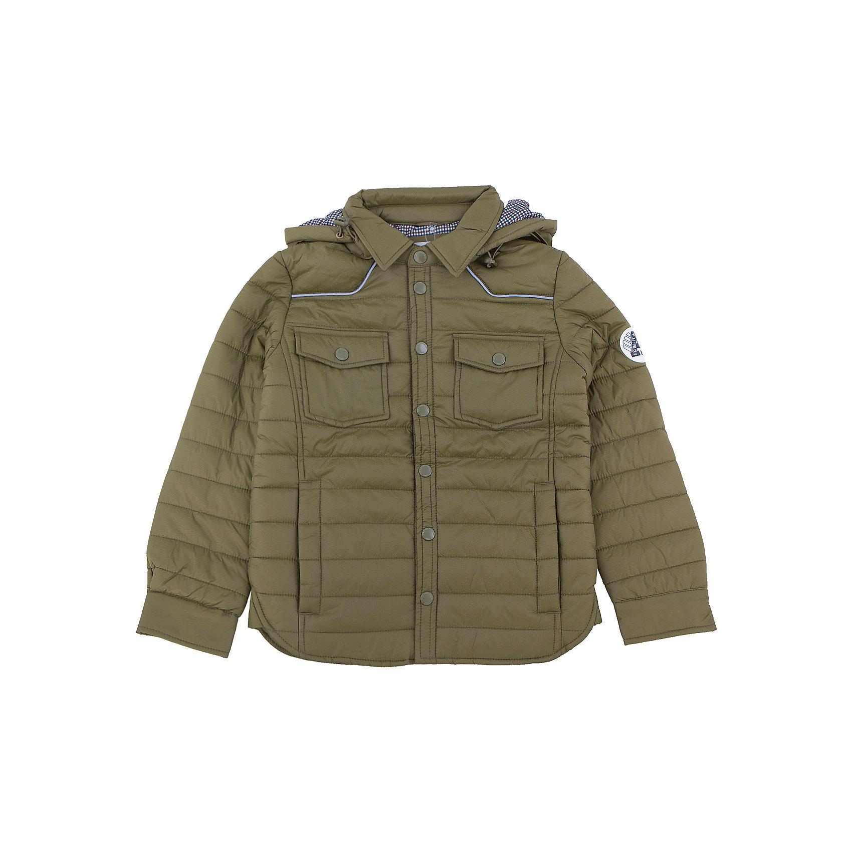 Куртка для мальчика SELAВерхняя одежда<br>Эта модная утепленная куртка - незаменимая вещь в прохладное время года. Эта модель отлично сидит на ребенке, она сшита из плотного материала, позволяет гулять и заниматься спортом на свежем воздухе. Подкладка и утеплитель обеспечивают ребенку комфорт. Модель дополнена капюшоном и карманами.<br>Одежда от бренда Sela (Села) - это качество по приемлемым ценам. Многие российские родители уже оценили преимущества продукции этой компании и всё чаще приобретают одежду и аксессуары Sela.<br><br>Дополнительная информация:<br><br>материал: 100% ПЭ;<br>капюшон;<br>карманы;<br>застежки - кнопки.<br><br>Куртку для мальчика от бренда Sela можно купить в нашем интернет-магазине.<br><br>Ширина мм: 356<br>Глубина мм: 10<br>Высота мм: 245<br>Вес г: 519<br>Цвет: зеленый<br>Возраст от месяцев: 132<br>Возраст до месяцев: 144<br>Пол: Мужской<br>Возраст: Детский<br>Размер: 152,116,128,140<br>SKU: 4919552