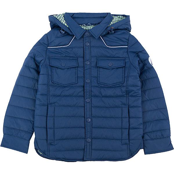 Куртка для мальчика SELAВерхняя одежда<br>Эта модная утепленная куртка - незаменимая вещь в прохладное время года. Эта модель отлично сидит на ребенке, она сшита из плотного материала, позволяет гулять и заниматься спортом на свежем воздухе. Подкладка и утеплитель обеспечивают ребенку комфорт. Модель дополнена капюшоном и карманами.<br>Одежда от бренда Sela (Села) - это качество по приемлемым ценам. Многие российские родители уже оценили преимущества продукции этой компании и всё чаще приобретают одежду и аксессуары Sela.<br><br>Дополнительная информация:<br><br>материал: 100% ПЭ;<br>капюшон;<br>карманы;<br>застежки - кнопки.<br><br>Куртку для мальчика от бренда Sela можно купить в нашем интернет-магазине.<br>Ширина мм: 356; Глубина мм: 10; Высота мм: 245; Вес г: 519; Цвет: синий; Возраст от месяцев: 132; Возраст до месяцев: 144; Пол: Мужской; Возраст: Детский; Размер: 152,116,140,128; SKU: 4919557;