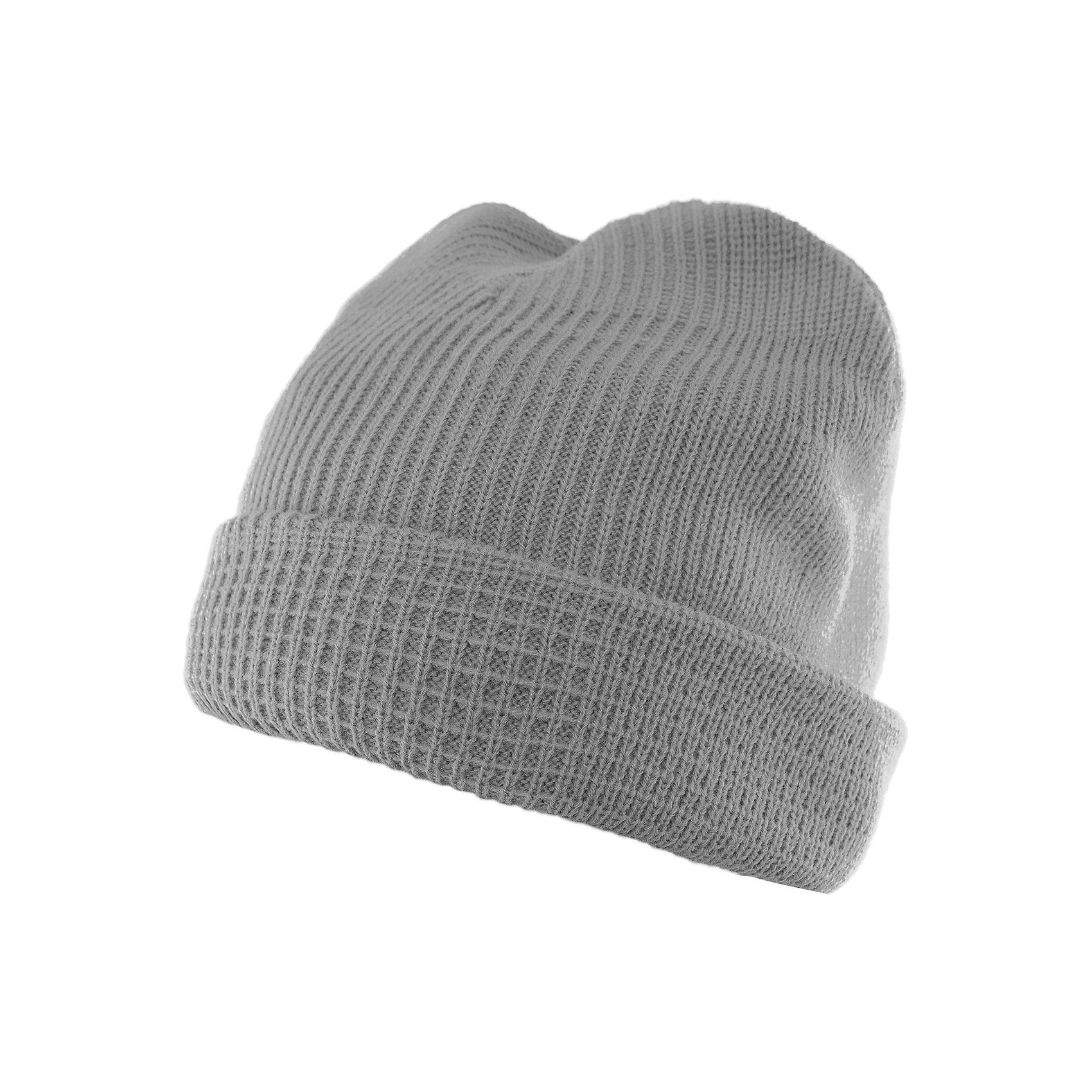 Шапка для мальчика SELAГоловные уборы<br>Симпатичная удобная шапка - незаменимая вещь в прохладное время года. Эта модель отлично сидит на ребенке, она сделана из плотного материала, позволяет гулять с комфортом на свежем воздухе зимой. Качественная пряжа не вызывает аллергии и обеспечивает ребенку комфорт. Модель будет уместна в различных сочетаниях.<br>Одежда от бренда Sela (Села) - это качество по приемлемым ценам. Многие российские родители уже оценили преимущества продукции этой компании и всё чаще приобретают одежду и аксессуары Sela.<br><br>Дополнительная информация:<br><br>материал: 100% акрил; подкладка:100% ПЭ;<br>вязаная резинка.<br><br>Шапку для мальчика от бренда Sela можно купить в нашем интернет-магазине.<br><br>Ширина мм: 89<br>Глубина мм: 117<br>Высота мм: 44<br>Вес г: 155<br>Цвет: серый<br>Возраст от месяцев: 84<br>Возраст до месяцев: 120<br>Пол: Мужской<br>Возраст: Детский<br>Размер: 54-56<br>SKU: 4919588