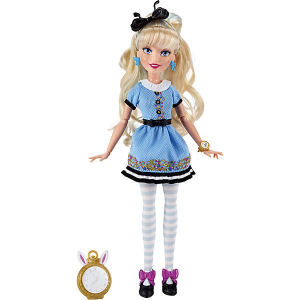 Светлые герои в оригинальных костюмах, в ассортименте, DisneyИгрушки<br>Девочки обожают играть в куклы. Это не только весело, но и помогает развить ключевые социальные навыки! Кукла в виде персонажа из популярного диснеевского мультфильма Наследники приведет в восторг любую девочку! Она одета в соответствующий мультику наряд. Её конечности подвижны, она дополнена оригинальными аксессуарами. Волосы можно расчесывать.<br>Эта кукла обязательно порадует ребенка! Он станет отличным подарком и поможет девочке развивать свою фантазию и мелкую моторику. Игрушка сделана из качественных и безопасных для ребенка материалов.<br><br>Дополнительная информация:<br><br>цвет: разноцветный;<br>высота: 29 см;<br>вес: 273 г;<br>комплектация: кукла, одежда, аксессуары;<br>материал: пластик, текстиль.<br><br>Куклу Светлые герои в оригинальных костюмах, Disney можно купить в нашем магазине.<br>Ширина мм: 63; Глубина мм: 207; Высота мм: 332; Вес г: 273; Возраст от месяцев: 72; Возраст до месяцев: 144; Пол: Женский; Возраст: Детский; SKU: 4920663;